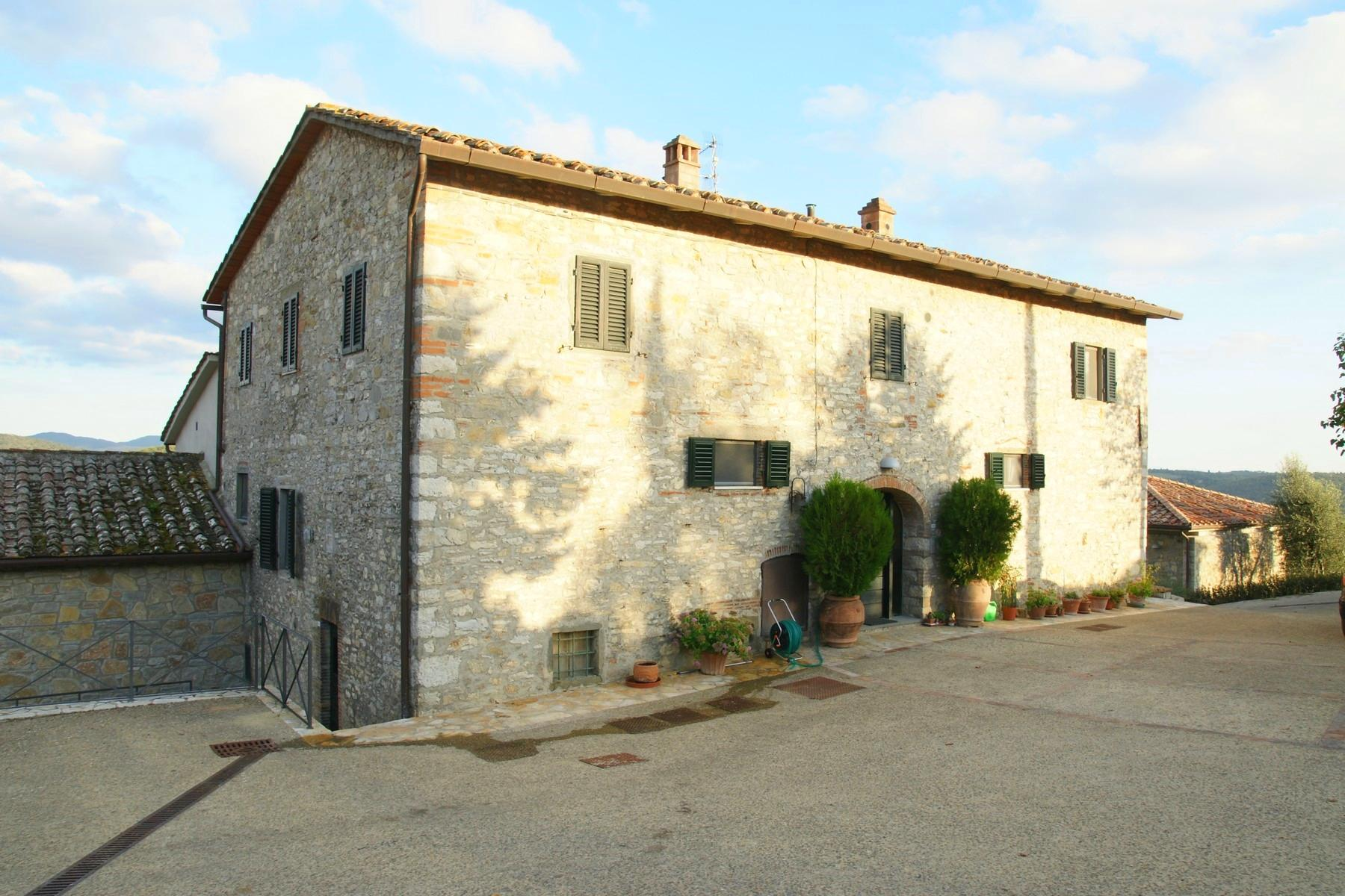 Residential property and boutique winery in the heart of Chianti - 7