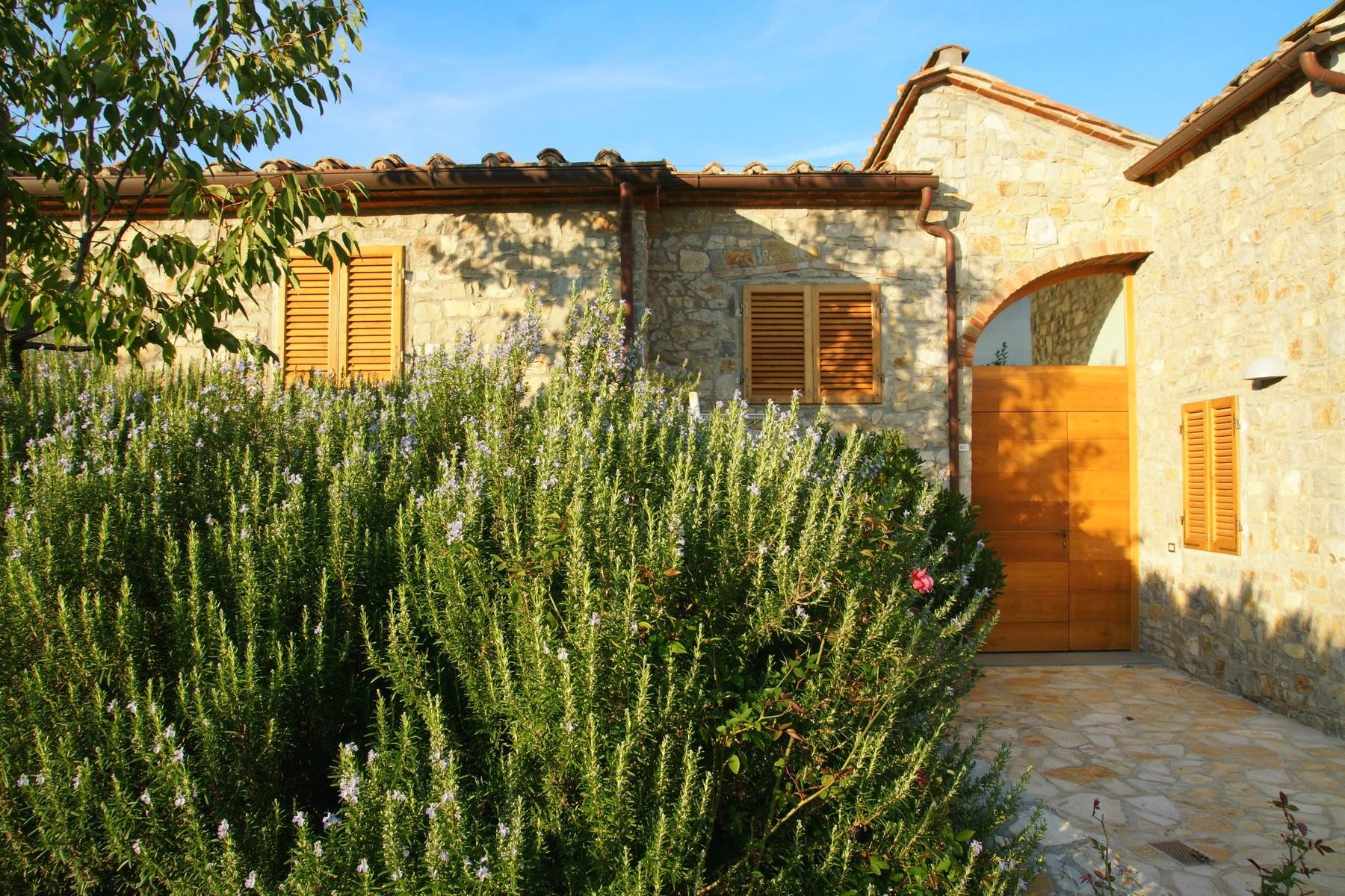 Residential property and boutique winery in the heart of Chianti - 11