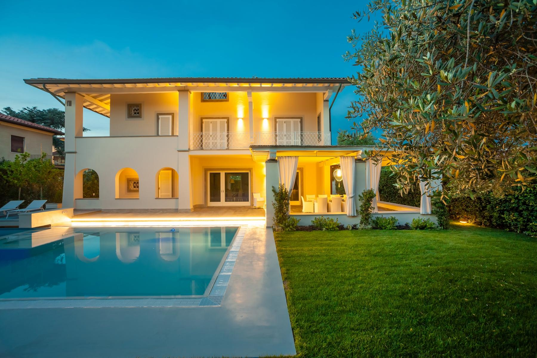 Splendid villa with swimming pool in Forte dei Marmi - 20