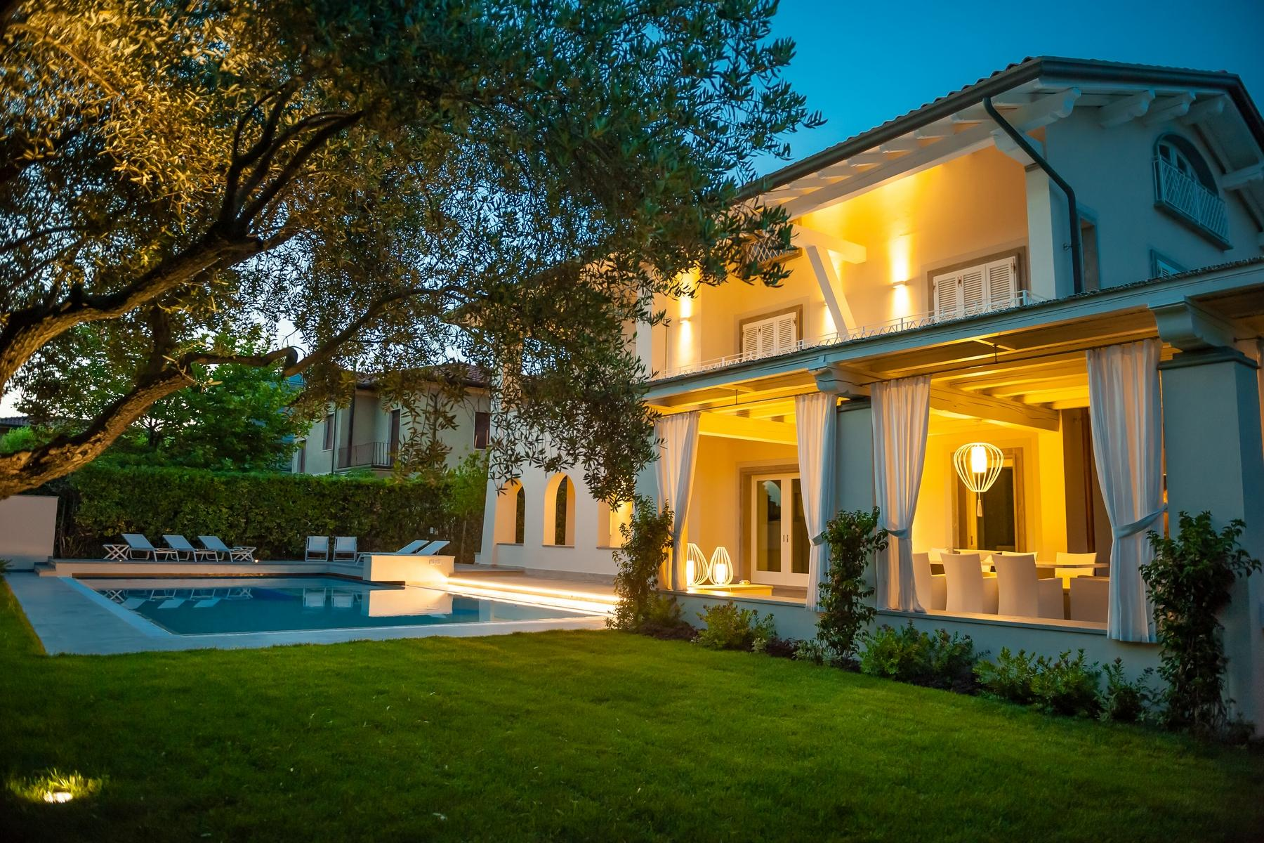 Splendid villa with swimming pool in Forte dei Marmi - 21
