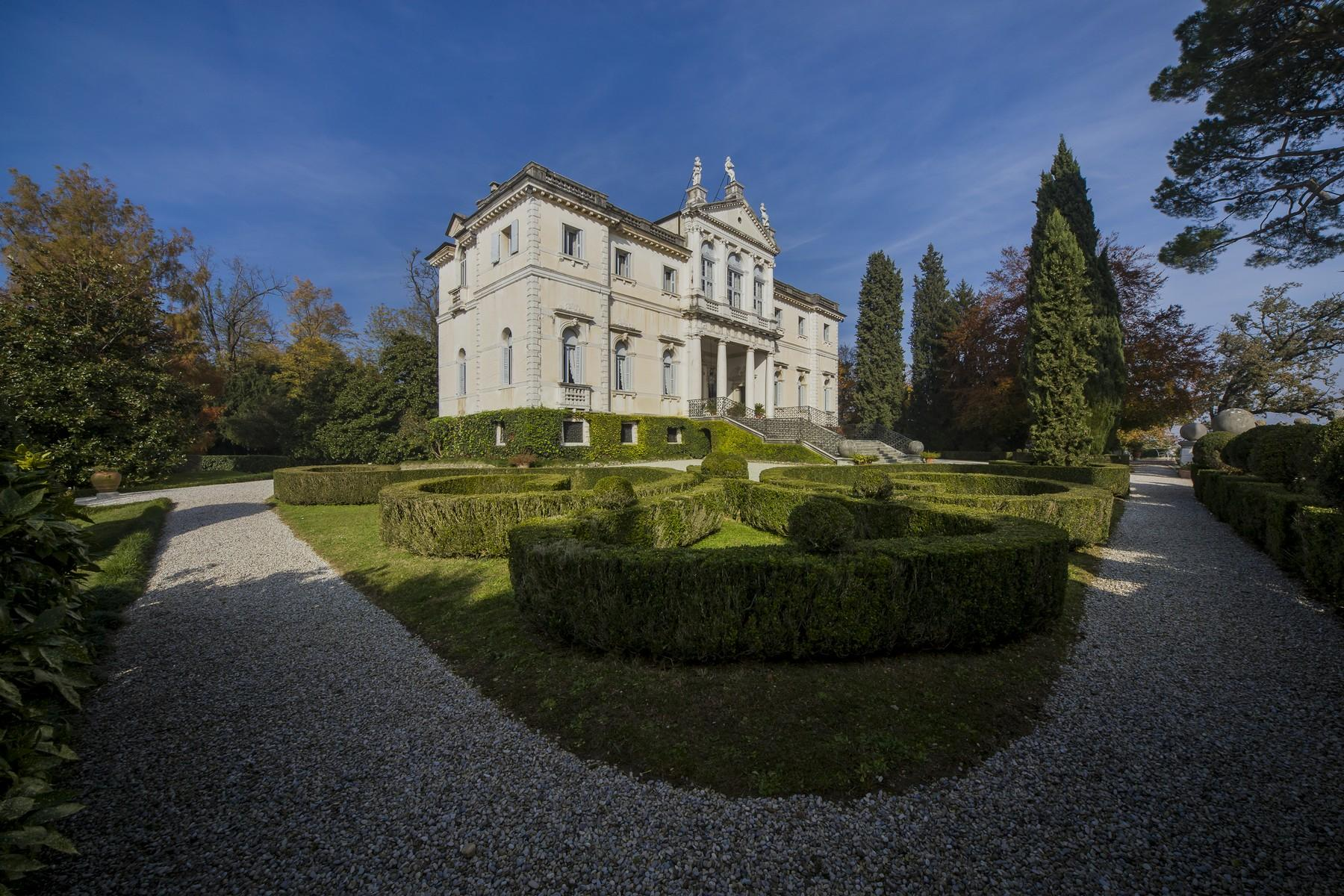 可追溯到十七世纪下半叶的辉煌别墅 - 6