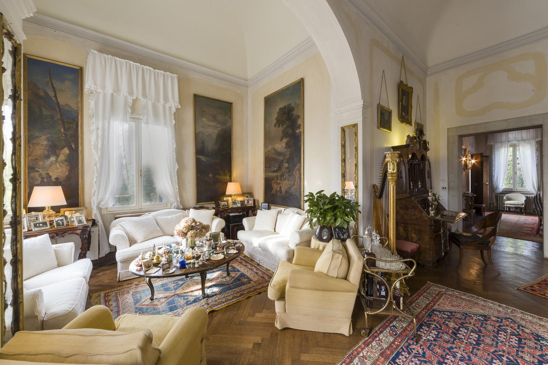 Wunderschöne Villa aus der zweiten Hälfte des 17. Jahrhunderts - 8