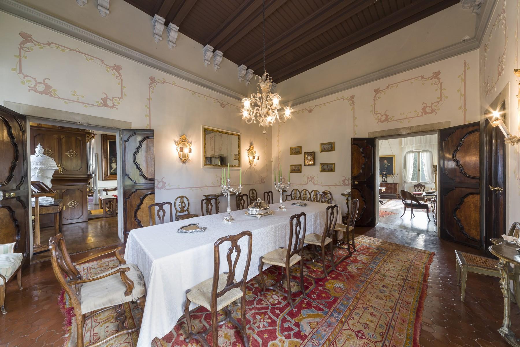 可追溯到十七世纪下半叶的辉煌别墅 - 5