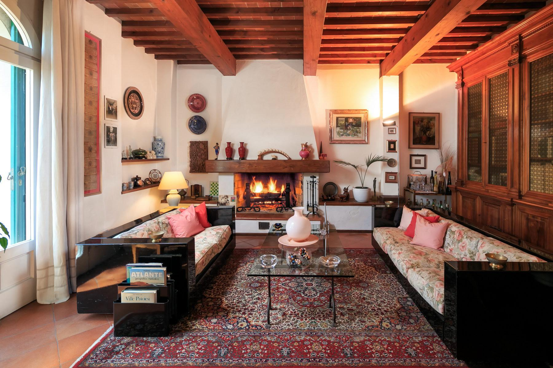 Wonderful farmhouse on the Tuscan hills - 12