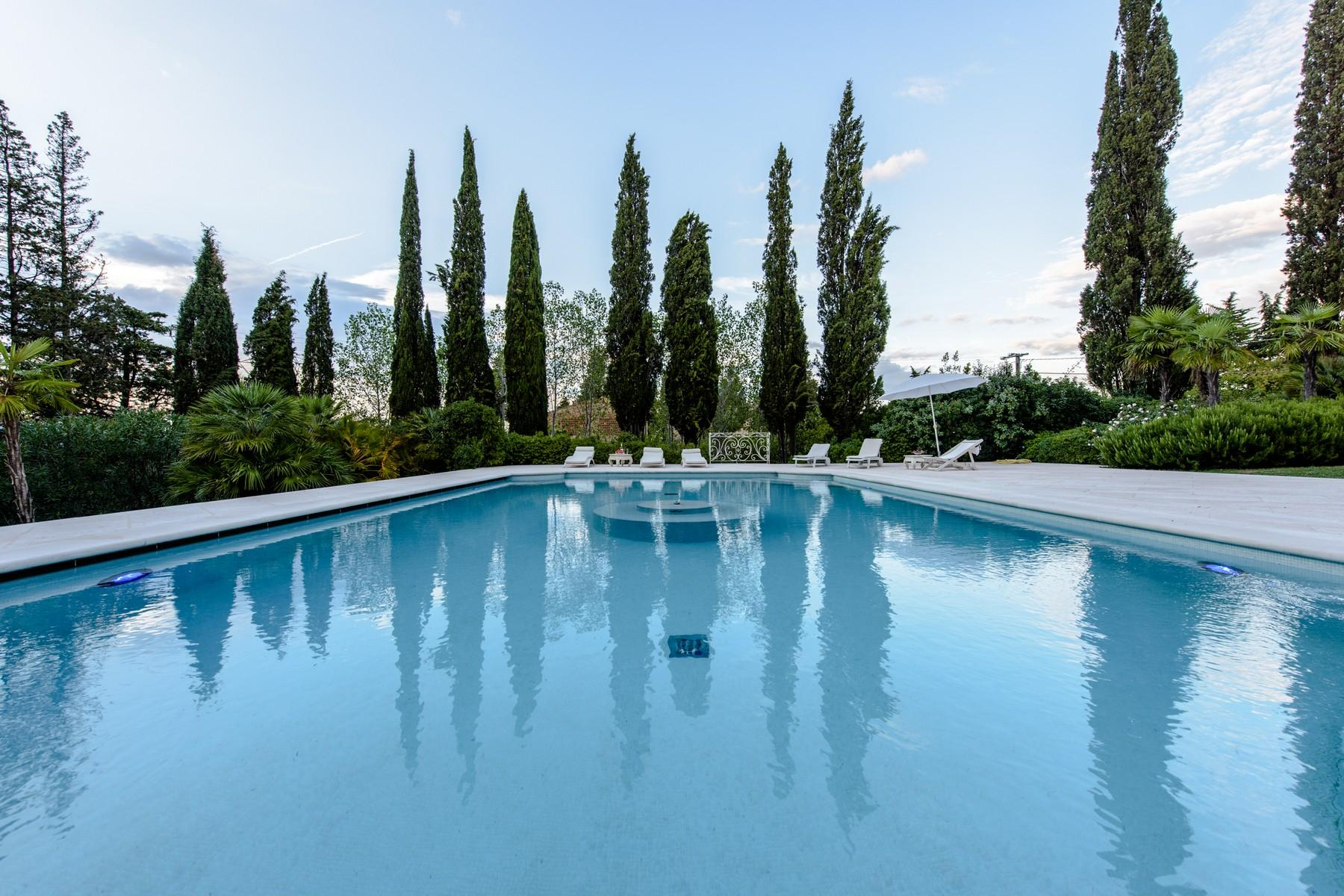 Magnificent property in the florentine Chianti with pool and private park - 14