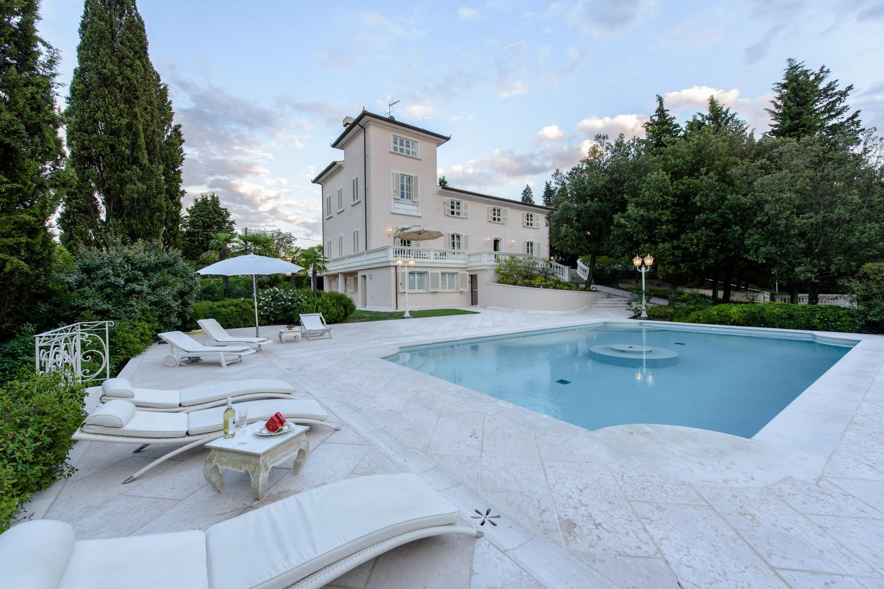 Magnificent property in the florentine Chianti with pool and private park - 1