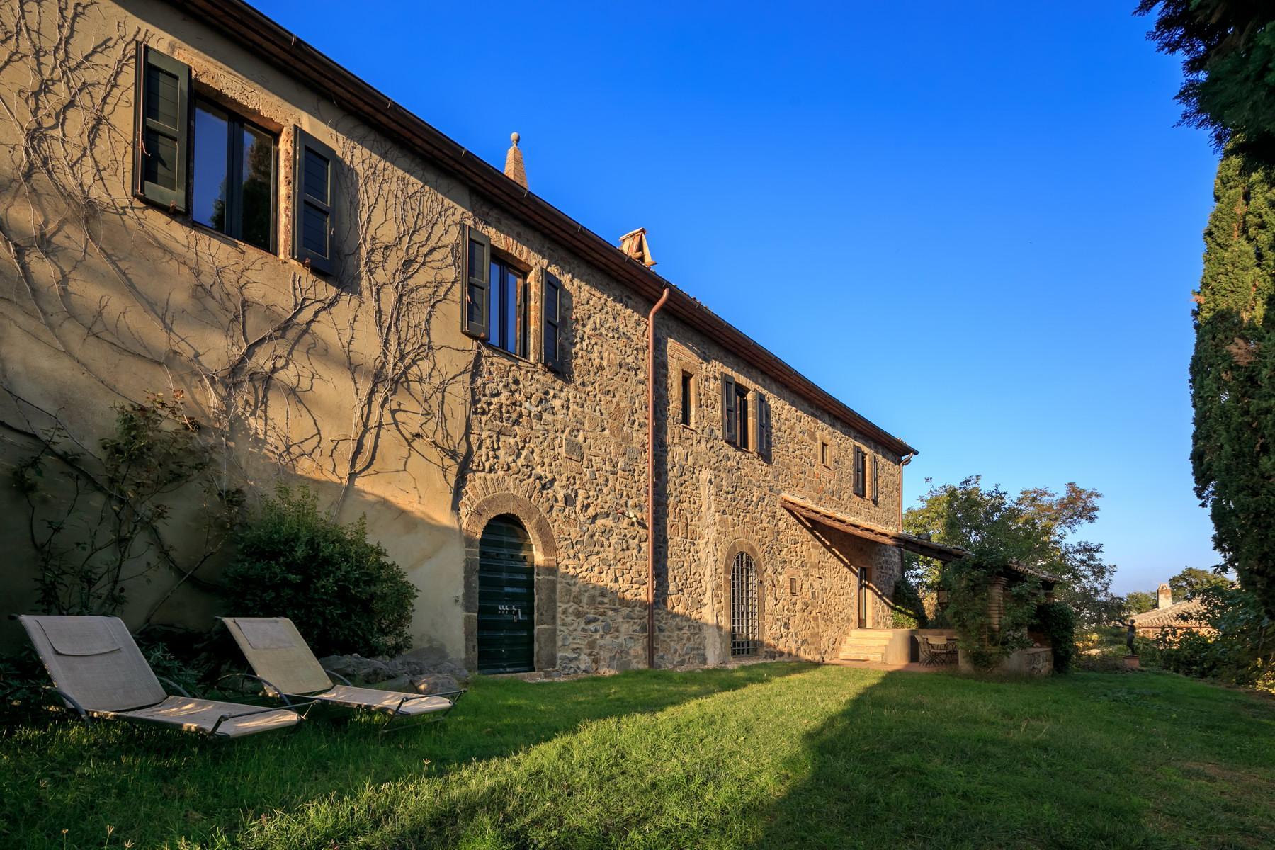 Средневековое аббатство в сердце Умбрии, Италия - 3