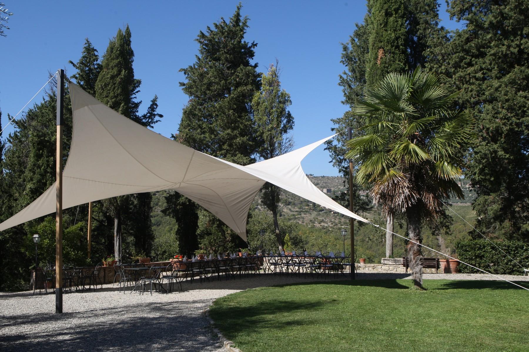 Exclusive manor in the heart of Chianti Classico - 19