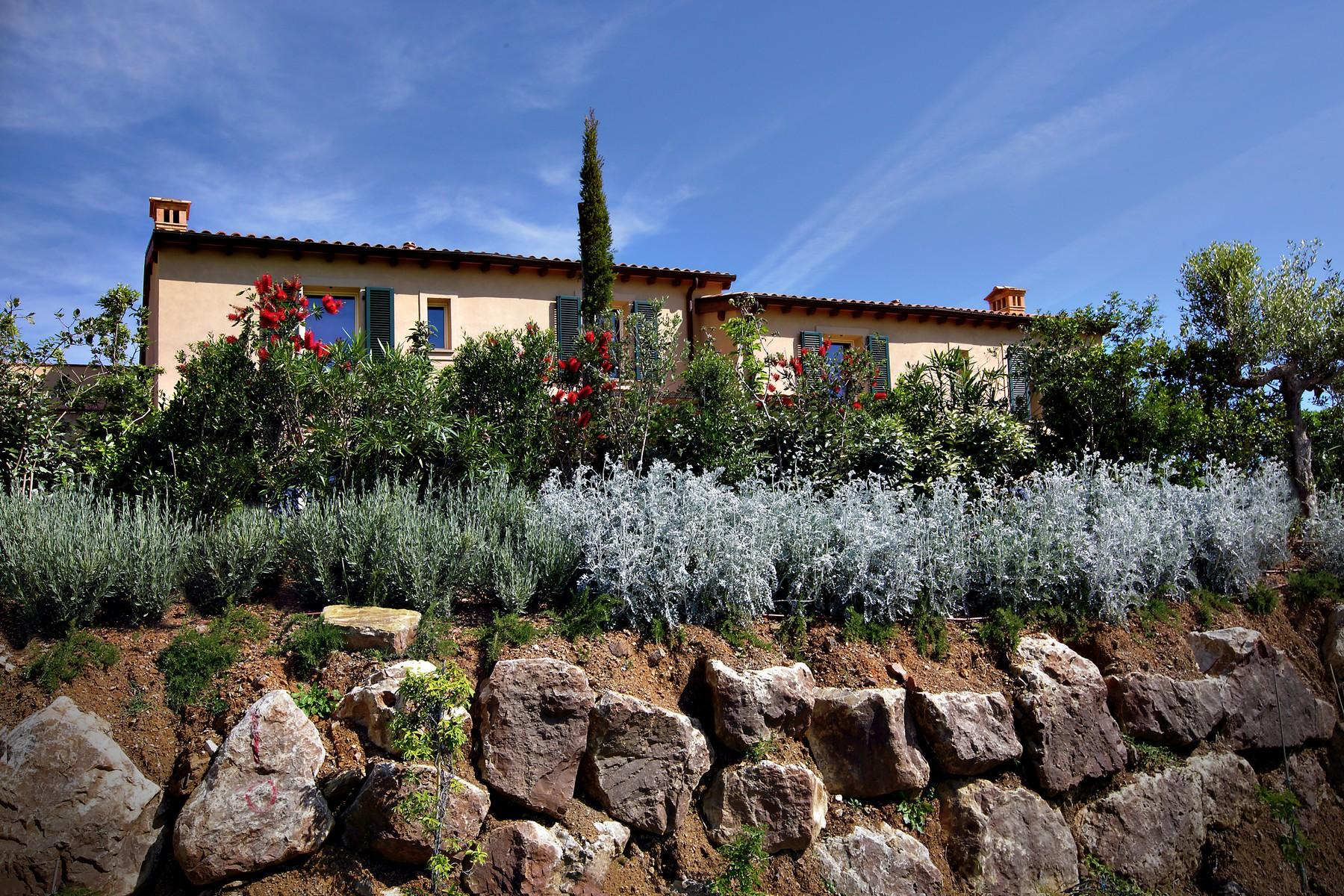 New farmhouses in the Tuscan hills - 3
