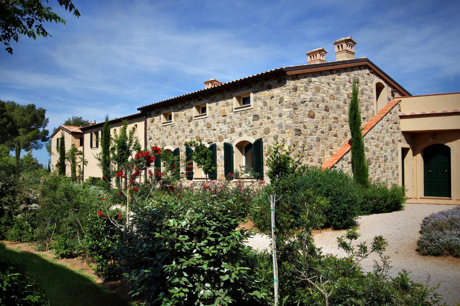 New farmhouses in the Tuscan hills - 2