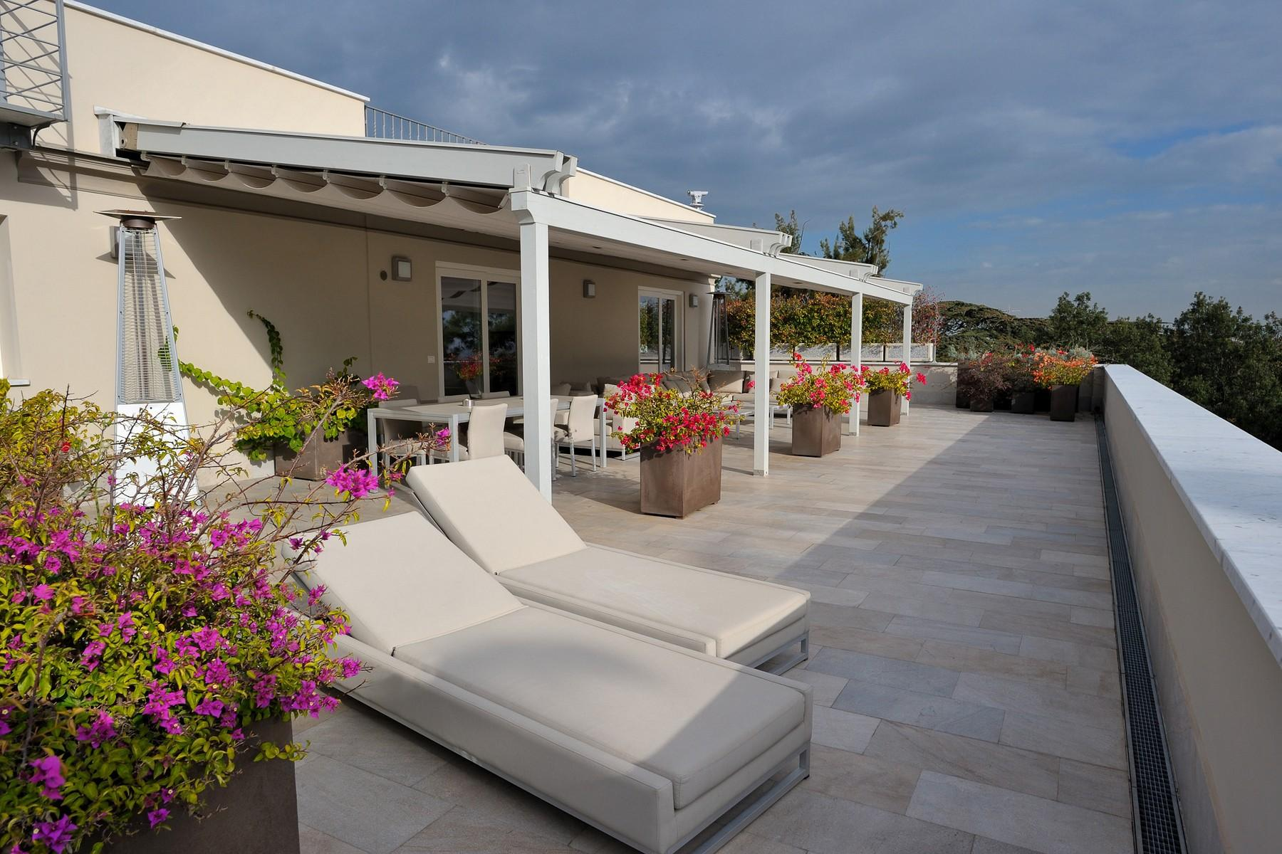 Villa Calandrelli, Charme und Stil im grünen Herzen Roms - 7