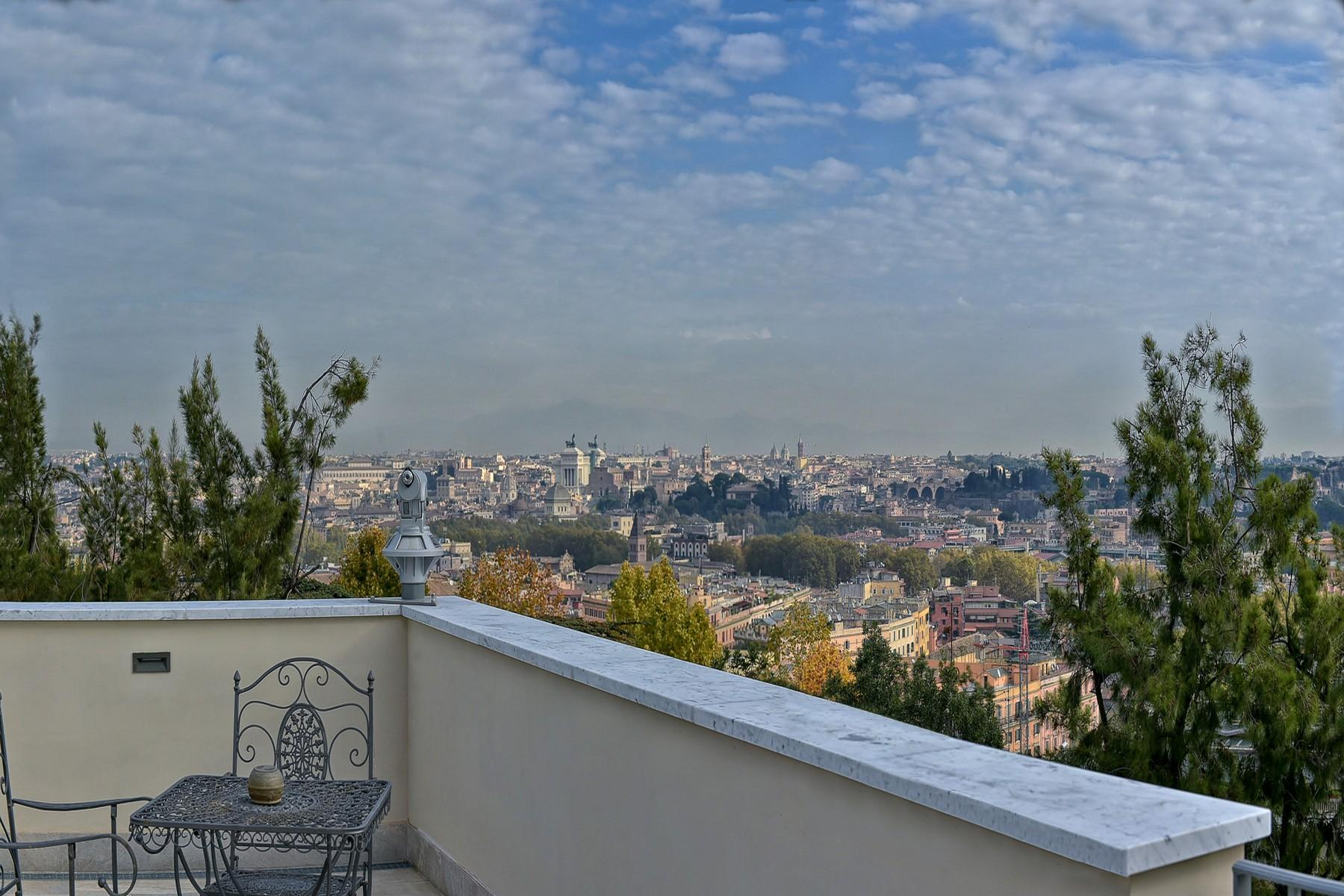 Villa Calandrelli, Charme und Stil im grünen Herzen Roms - 8