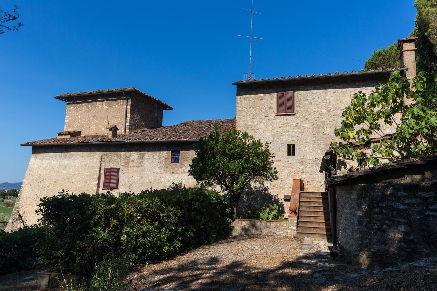 Замечательный загородный дом в сельской местности недалеко от Флоренции - 15