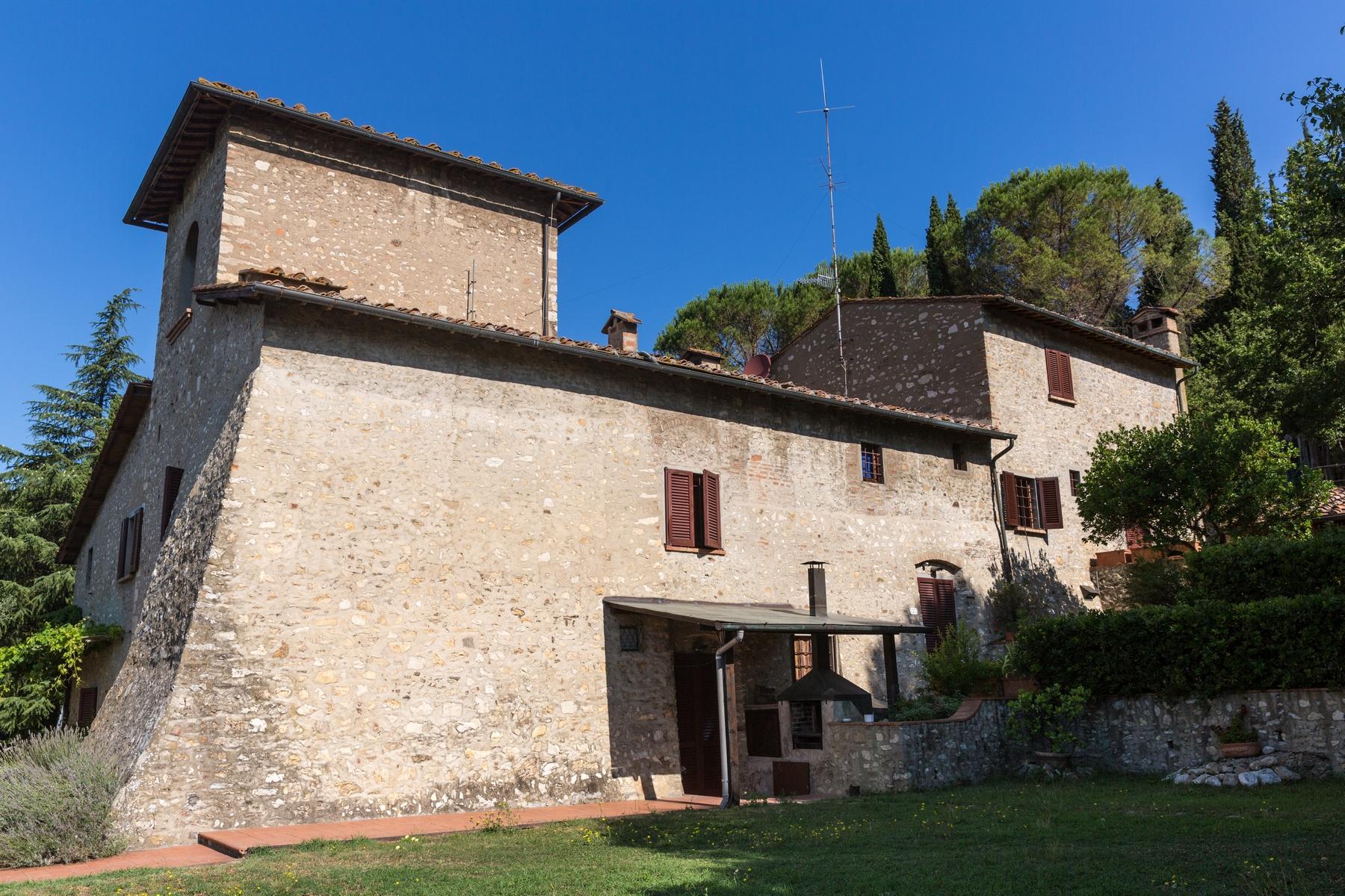 Замечательный загородный дом в сельской местности недалеко от Флоренции - 14