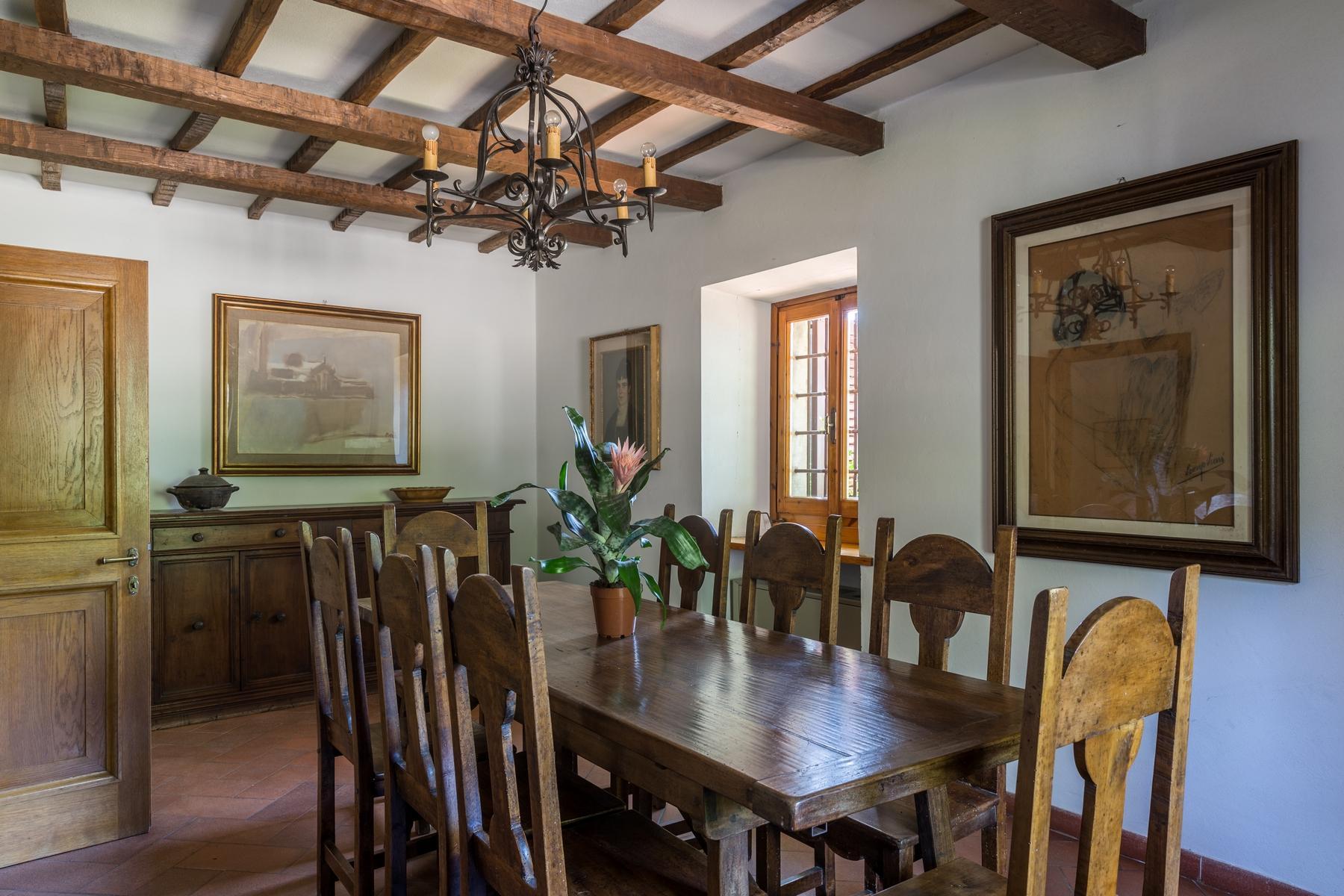 Замечательный загородный дом в сельской местности недалеко от Флоренции - 8