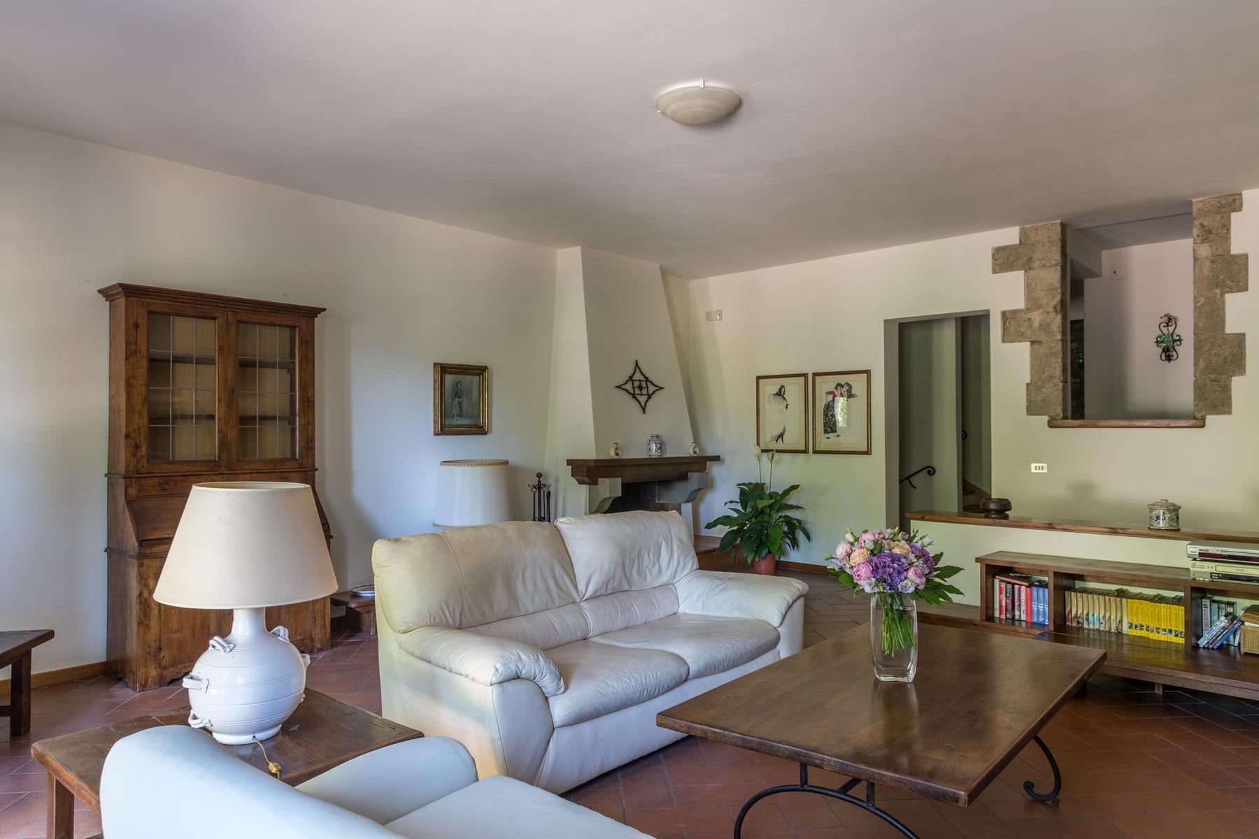 Замечательный загородный дом в сельской местности недалеко от Флоренции - 3