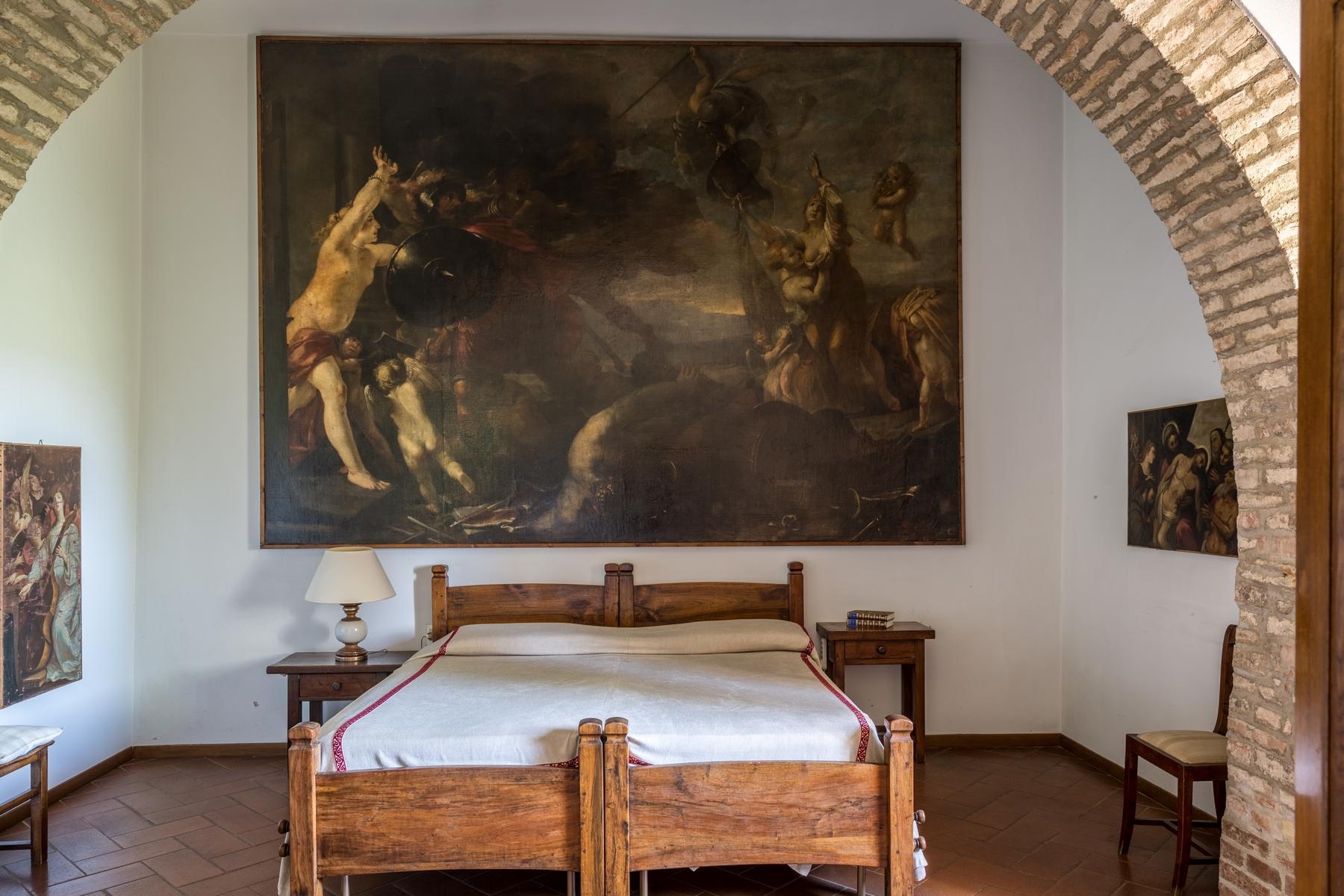 Замечательный загородный дом в сельской местности недалеко от Флоренции - 9