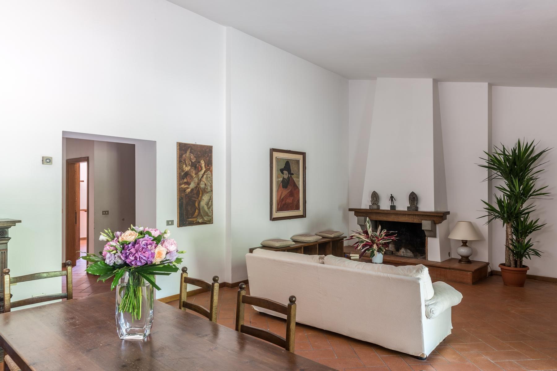 Замечательный загородный дом в сельской местности недалеко от Флоренции - 4