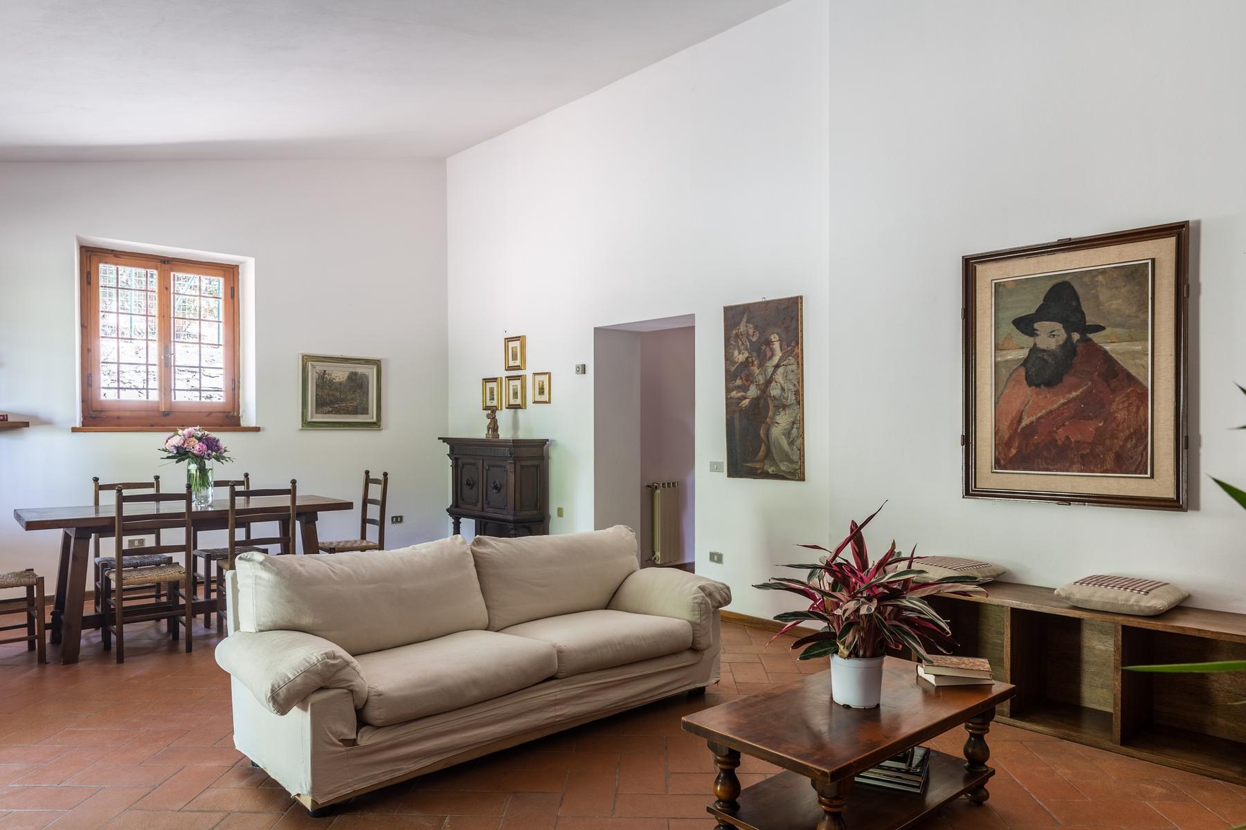Замечательный загородный дом в сельской местности недалеко от Флоренции - 5