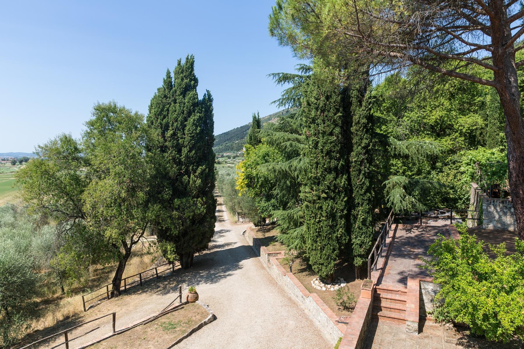 Замечательный загородный дом в сельской местности недалеко от Флоренции - 2