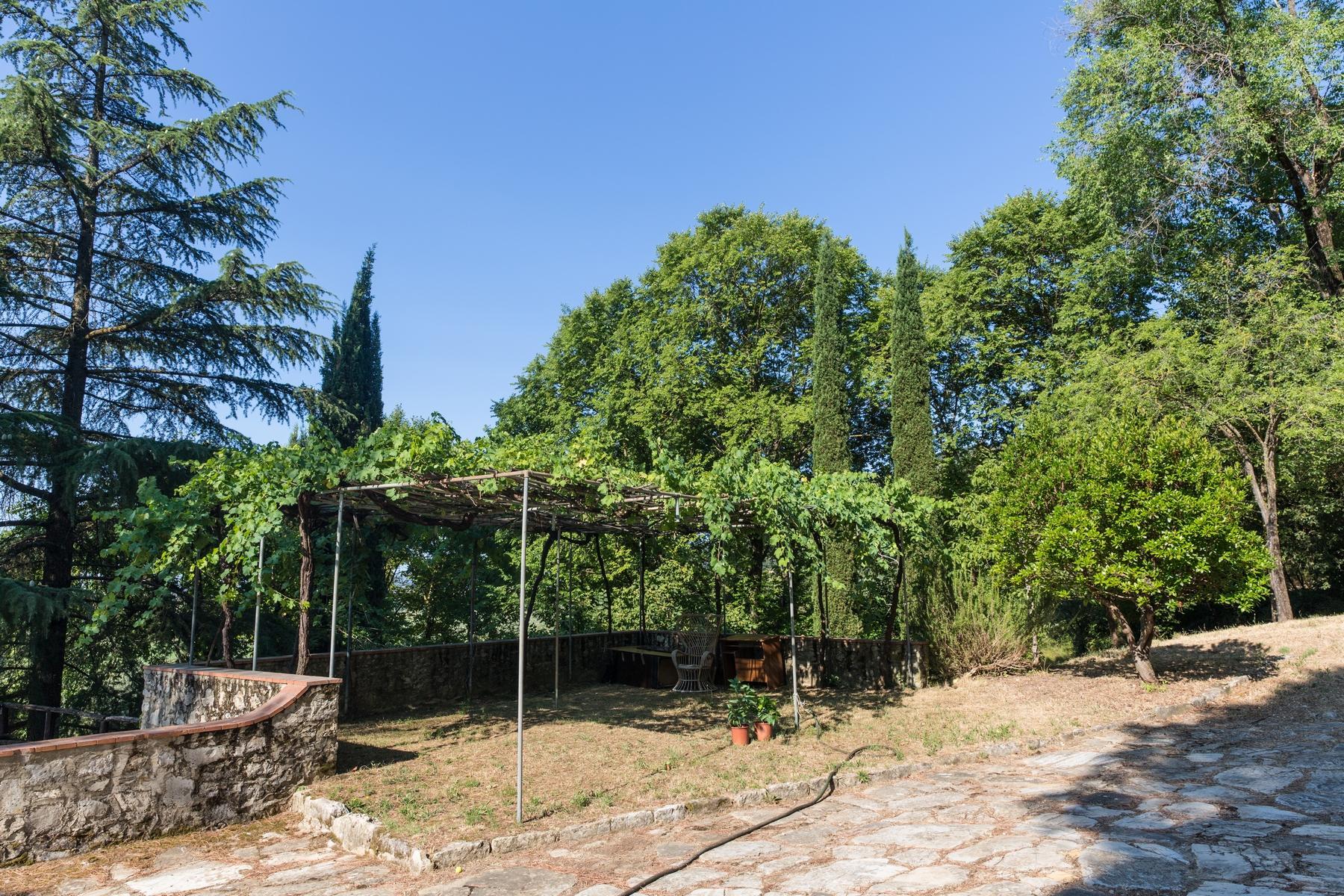 Замечательный загородный дом в сельской местности недалеко от Флоренции - 12
