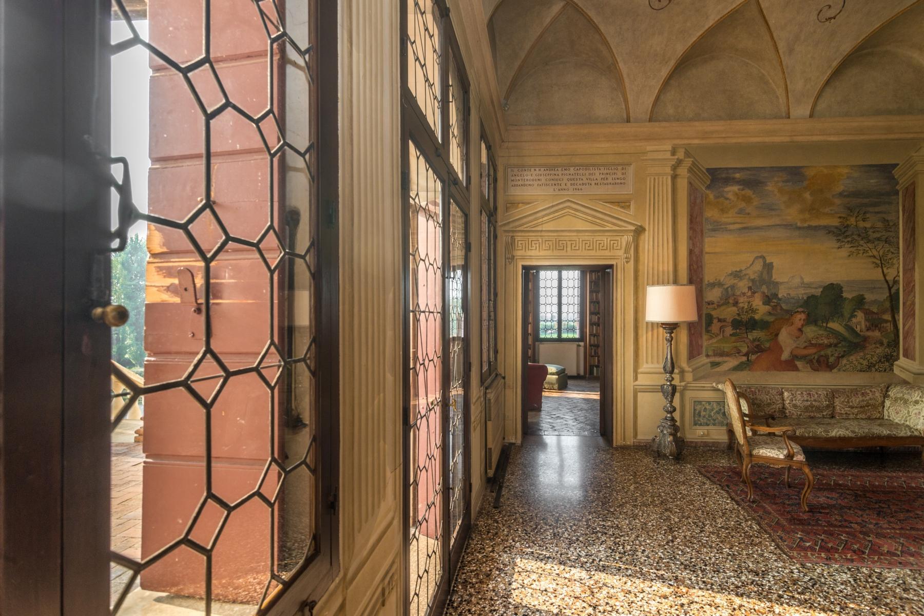 Magnifica villa di pregio storico e artistico - 5
