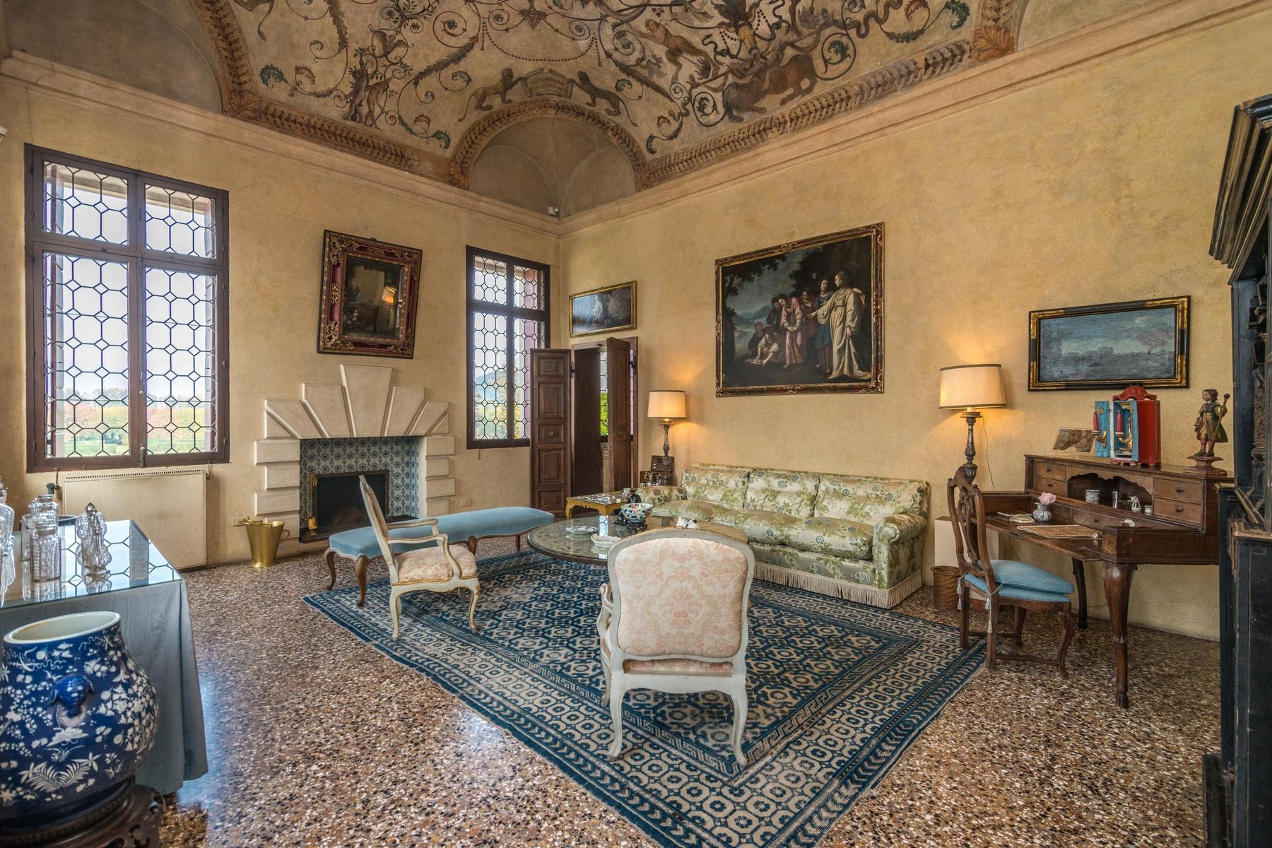 具有历史和艺术价值的豪宅 - 9