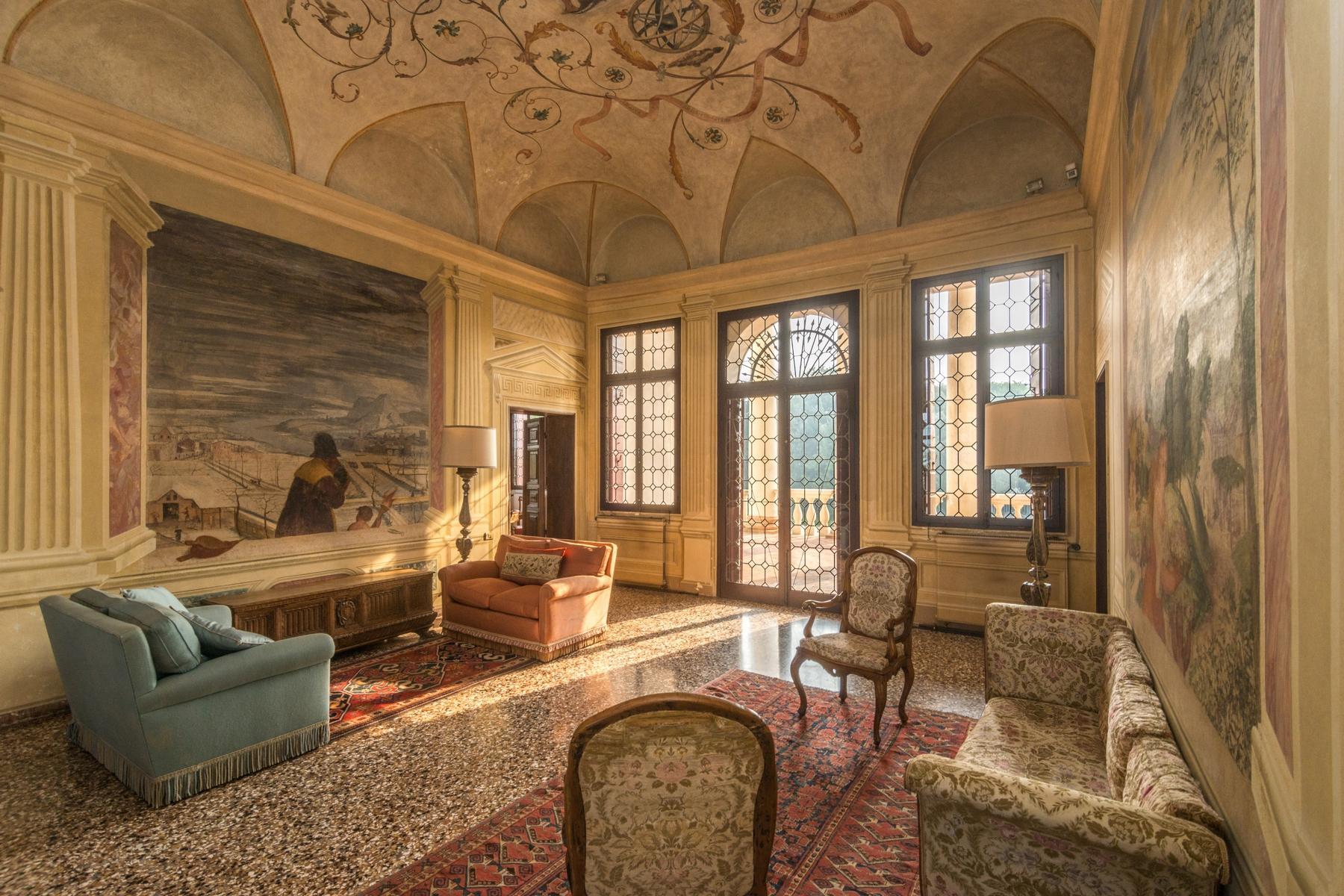 具有历史和艺术价值的豪宅 - 10