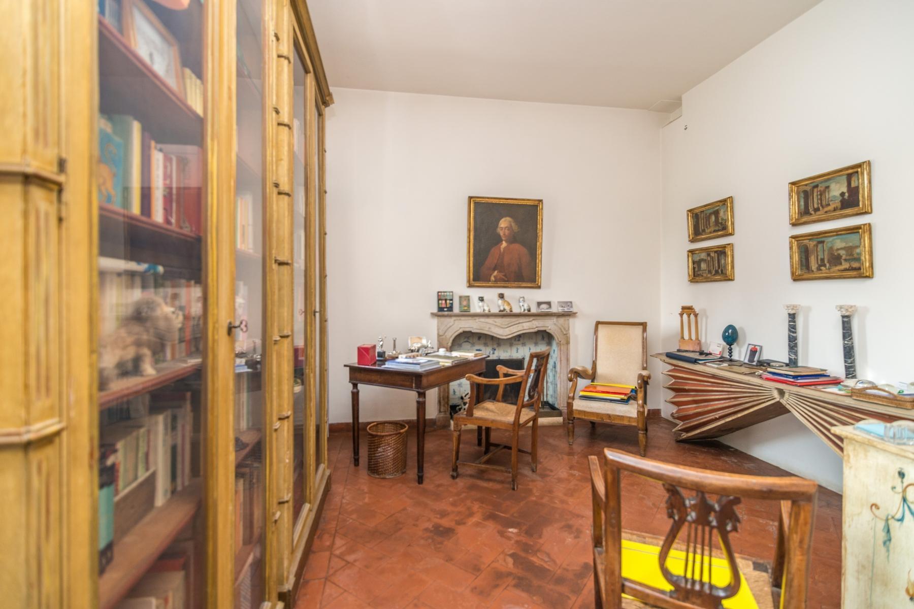 具有历史和艺术价值的豪宅 - 24