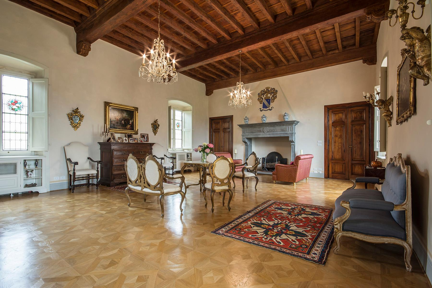 Beautiful 18th century villa near Lucca - 7