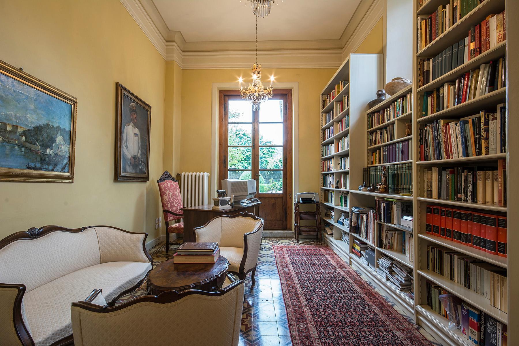 Herrliche Villa aus dem 18. Jahrhundert in der Nähe von Lucca - 9