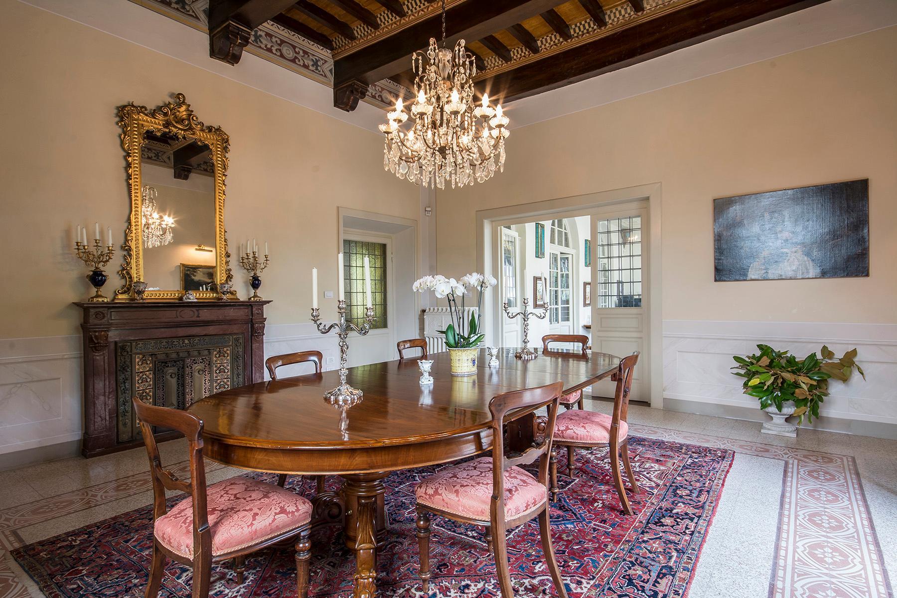 Herrliche Villa aus dem 18. Jahrhundert in der Nähe von Lucca - 12