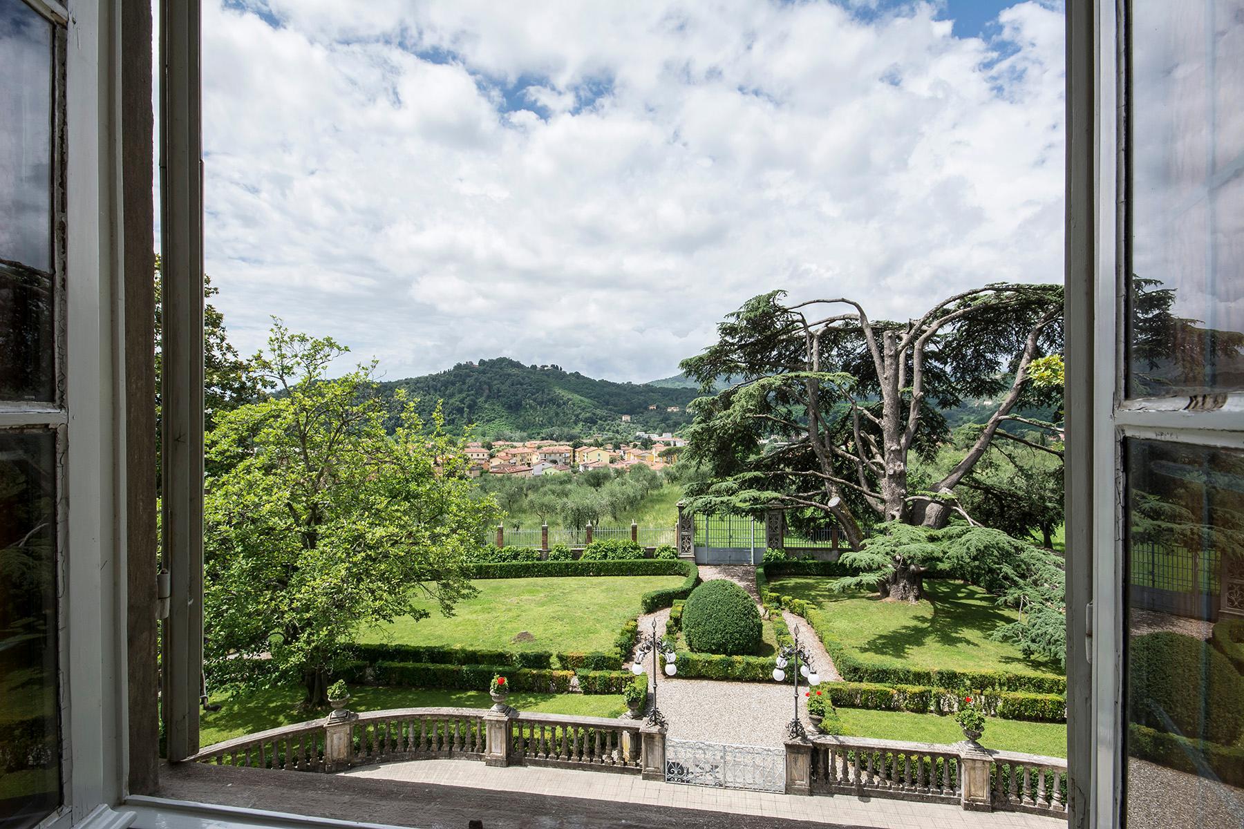 Herrliche Villa aus dem 18. Jahrhundert in der Nähe von Lucca - 17