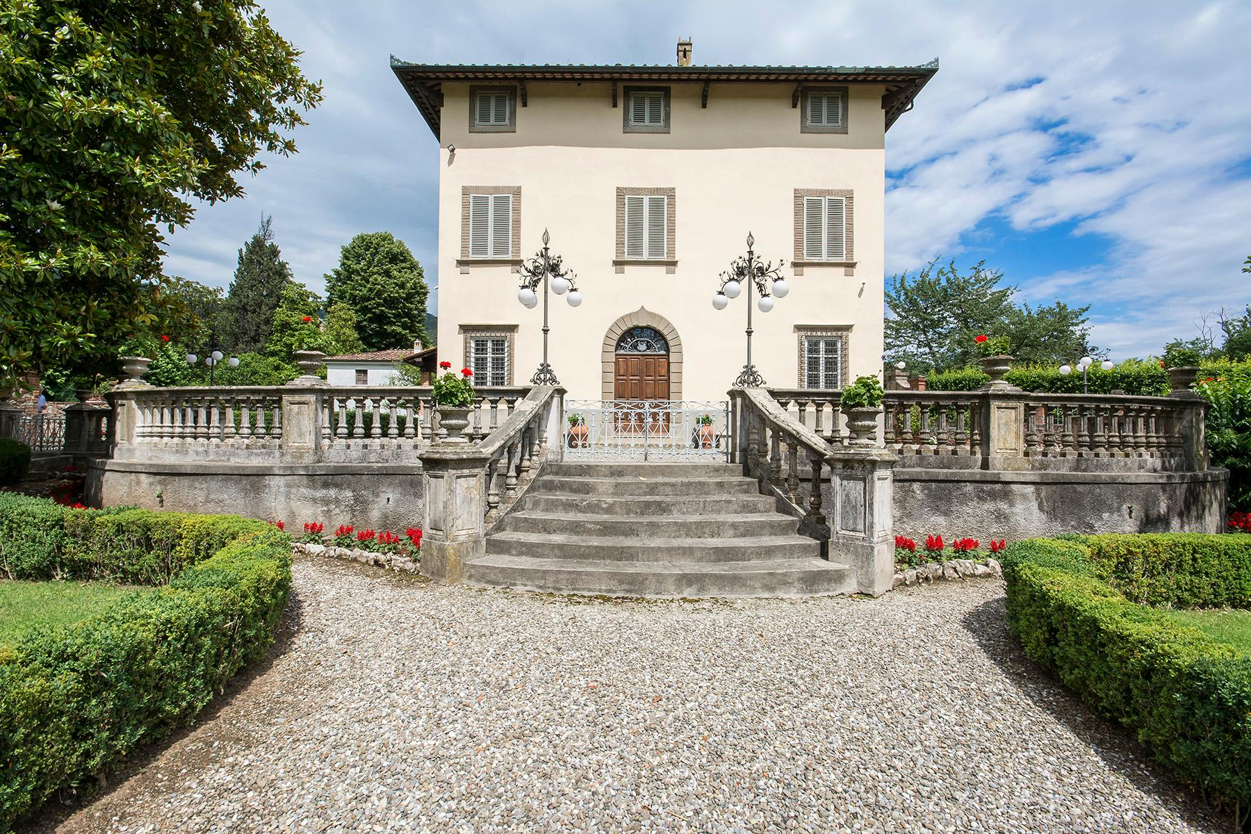 Beautiful 18th century villa near Lucca - 1