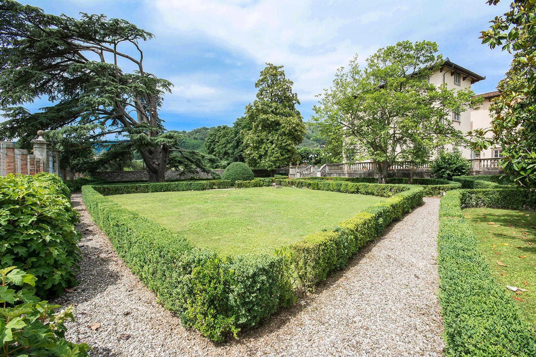 Herrliche Villa aus dem 18. Jahrhundert in der Nähe von Lucca - 21
