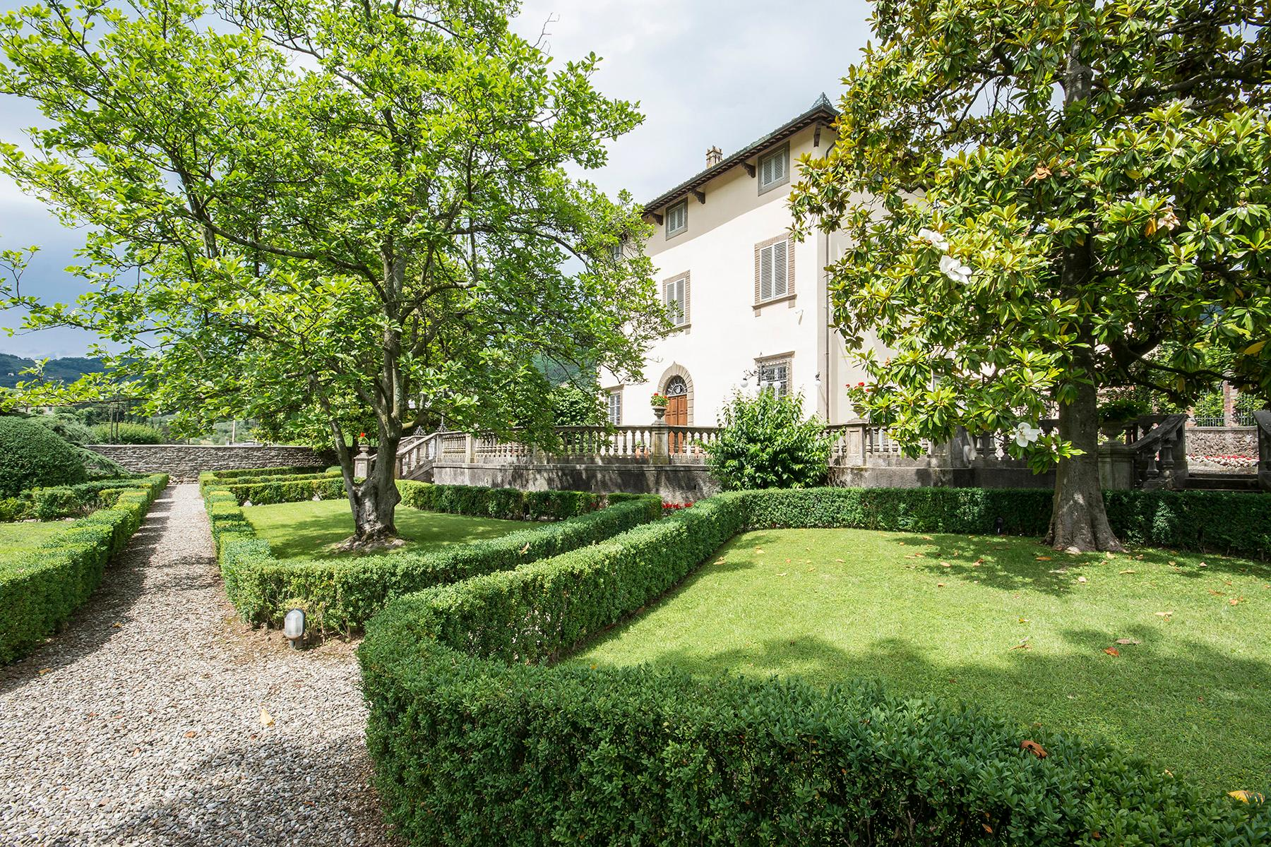 Herrliche Villa aus dem 18. Jahrhundert in der Nähe von Lucca - 22