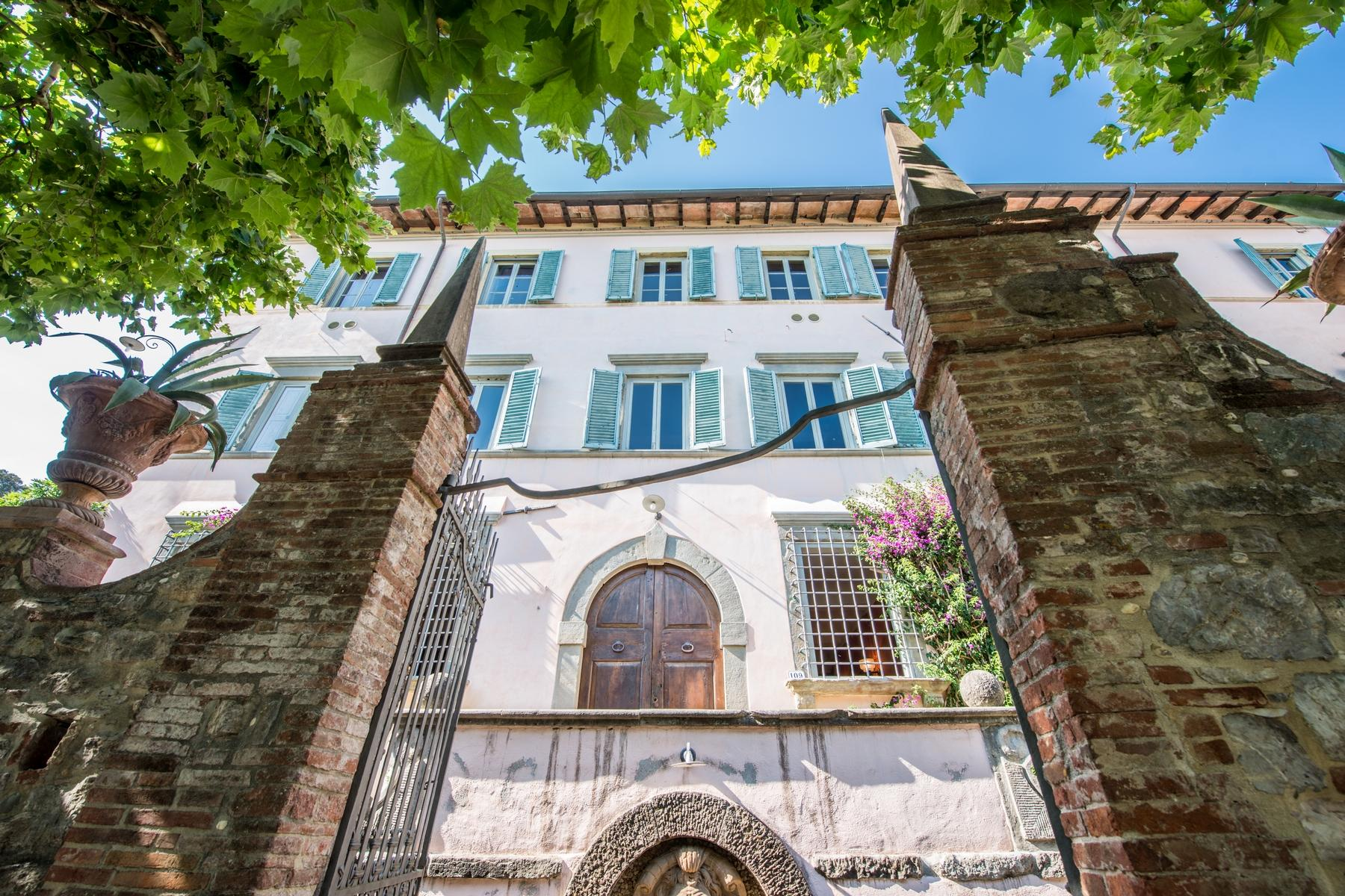 Beautiful 17th century villa near Lucca - 2