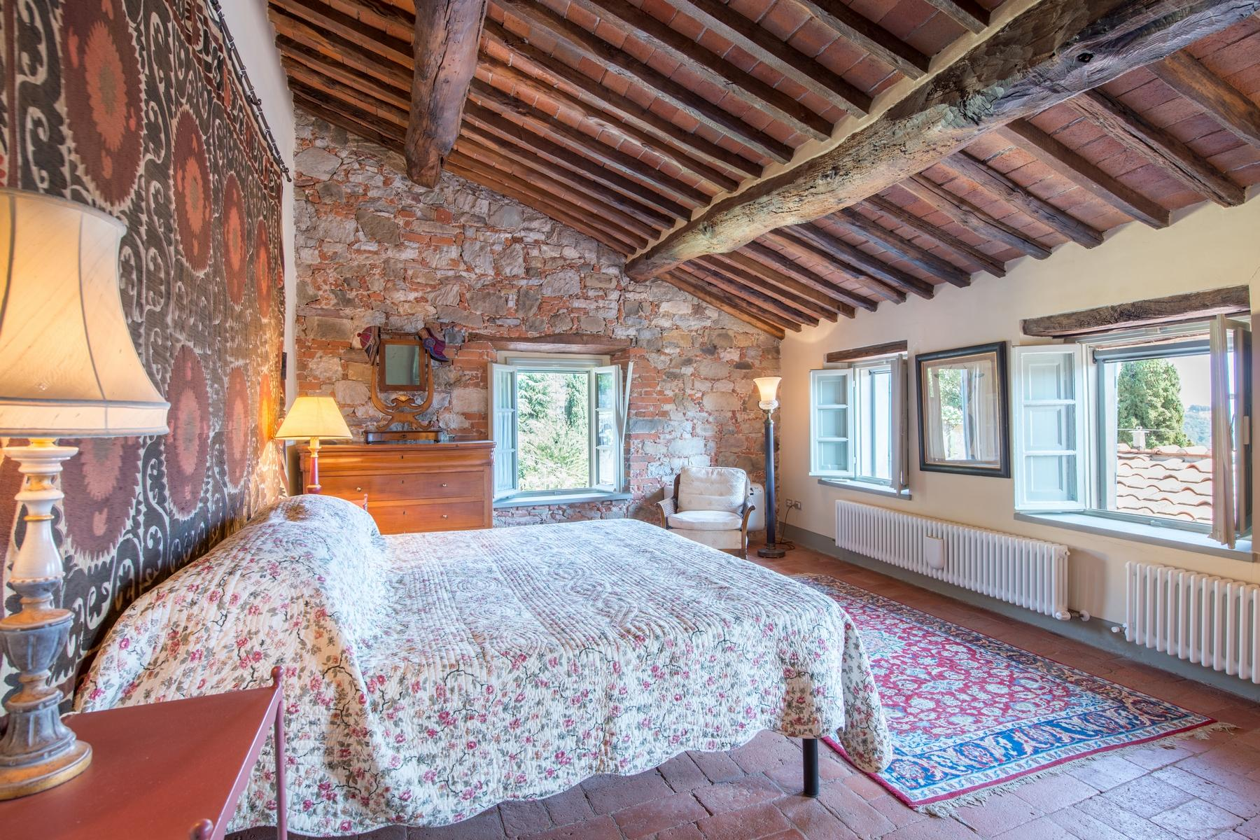 Beautiful 17th century villa near Lucca - 7