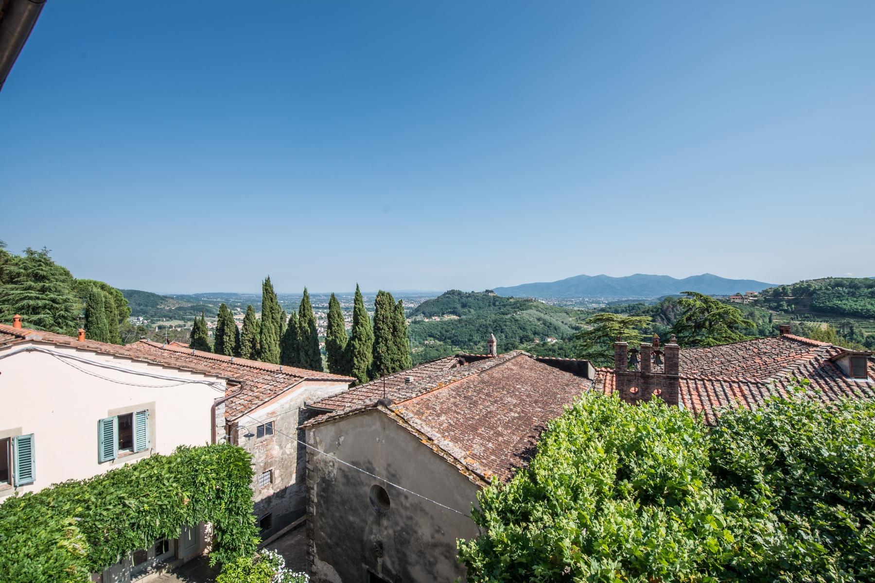 邻近Lucca的18世纪的宏伟别墅 - 22