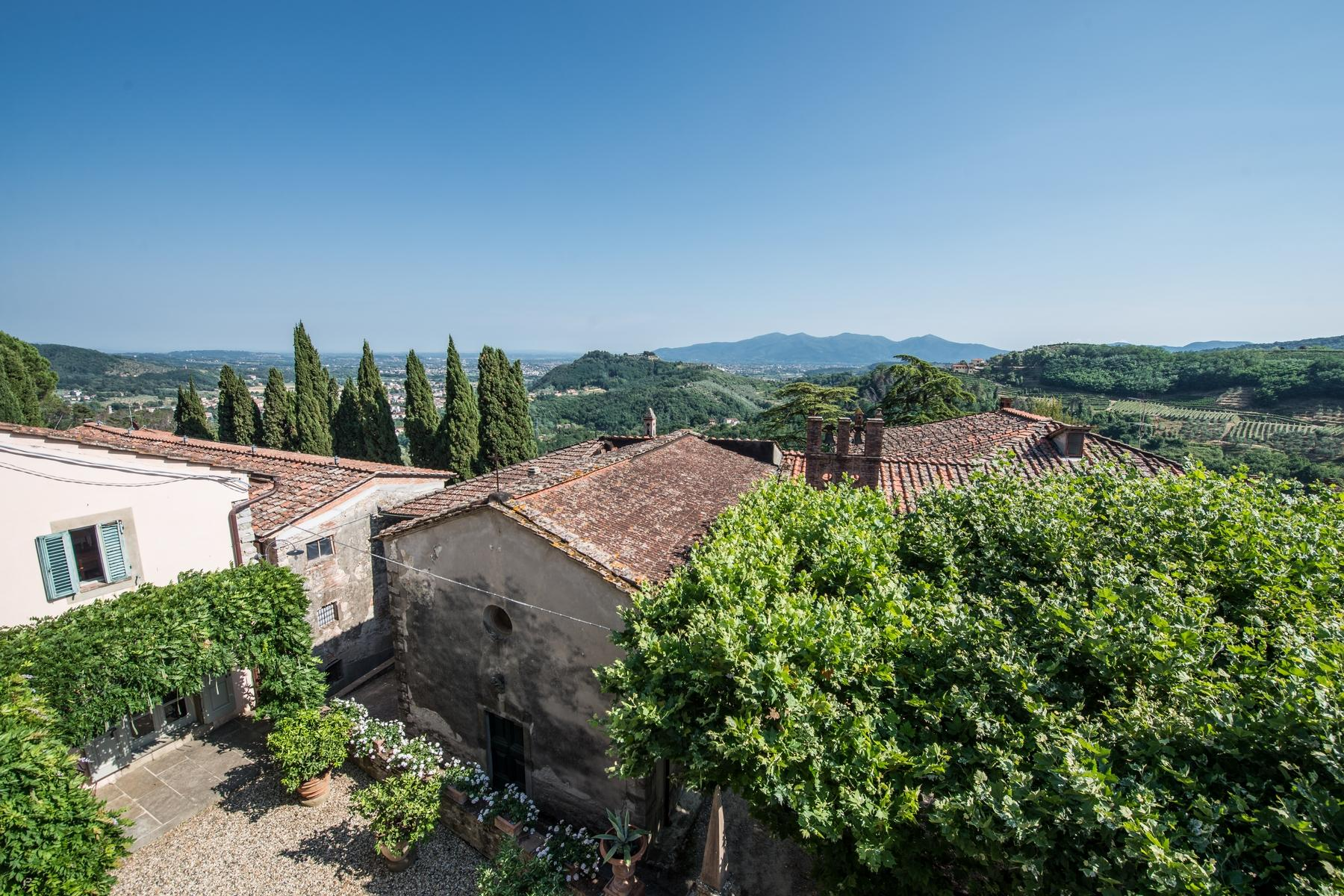 Beautiful 17th century villa near Lucca - 21