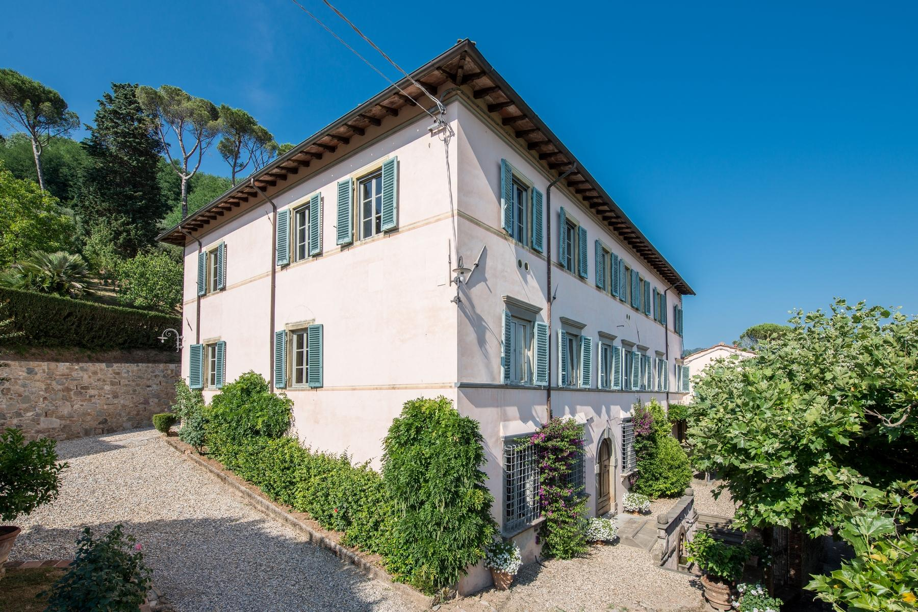 Beautiful 17th century villa near Lucca - 1