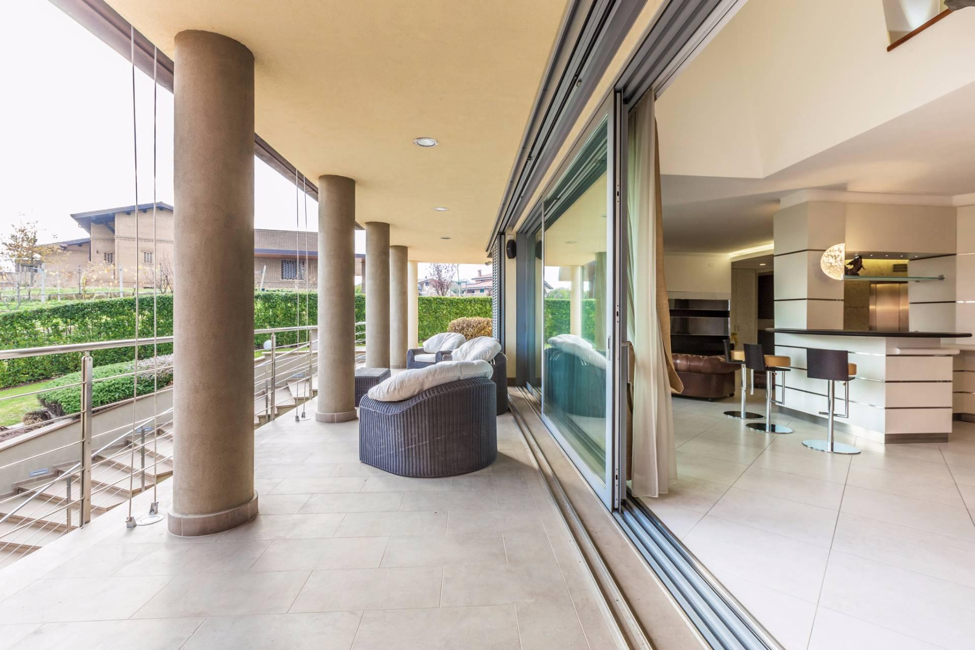 Beautiful villa inside Castel San Pietro Golf Resort - 9