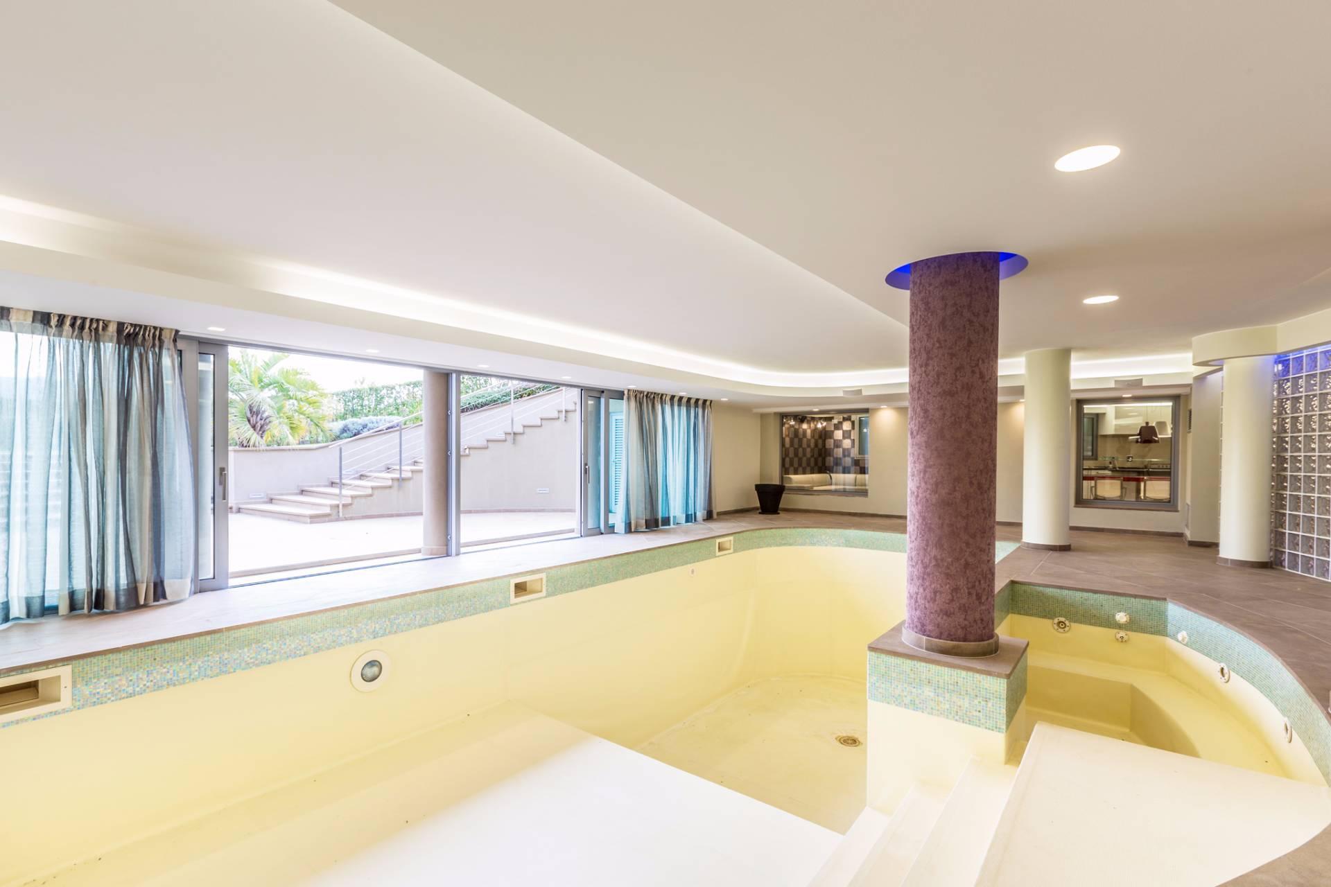 Beautiful villa inside Castel San Pietro Golf Resort - 12