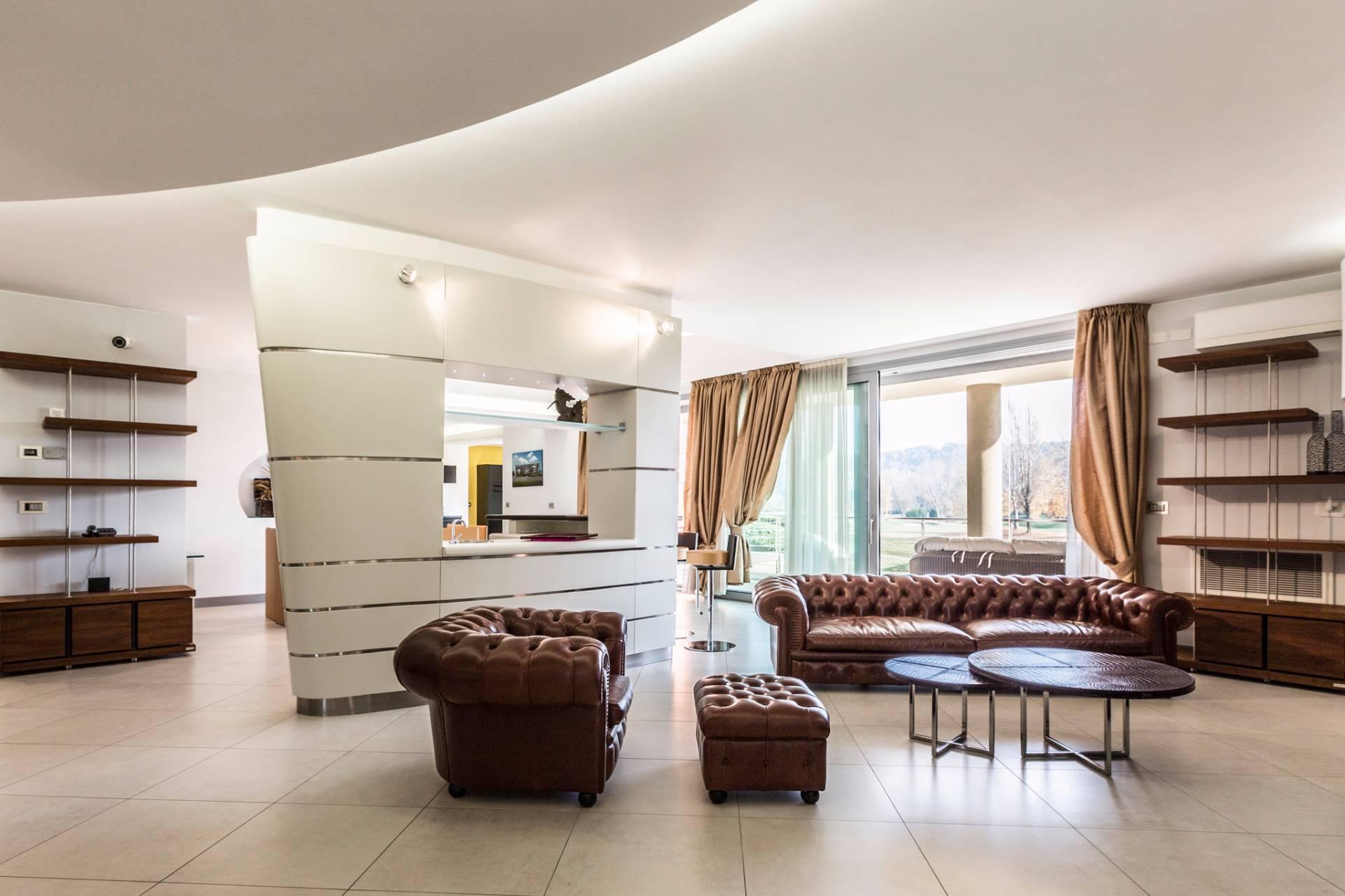 Beautiful villa inside Castel San Pietro Golf Resort - 11