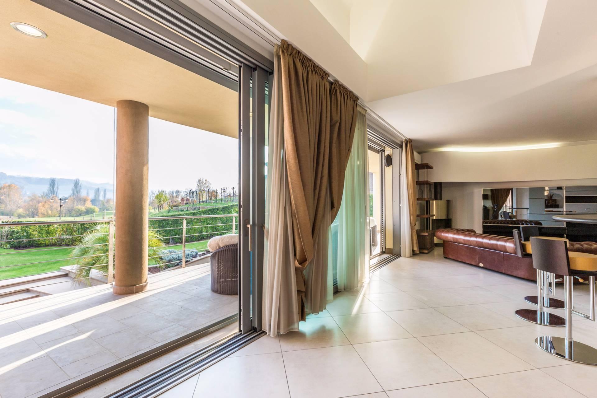 Beautiful villa inside Castel San Pietro Golf Resort - 17