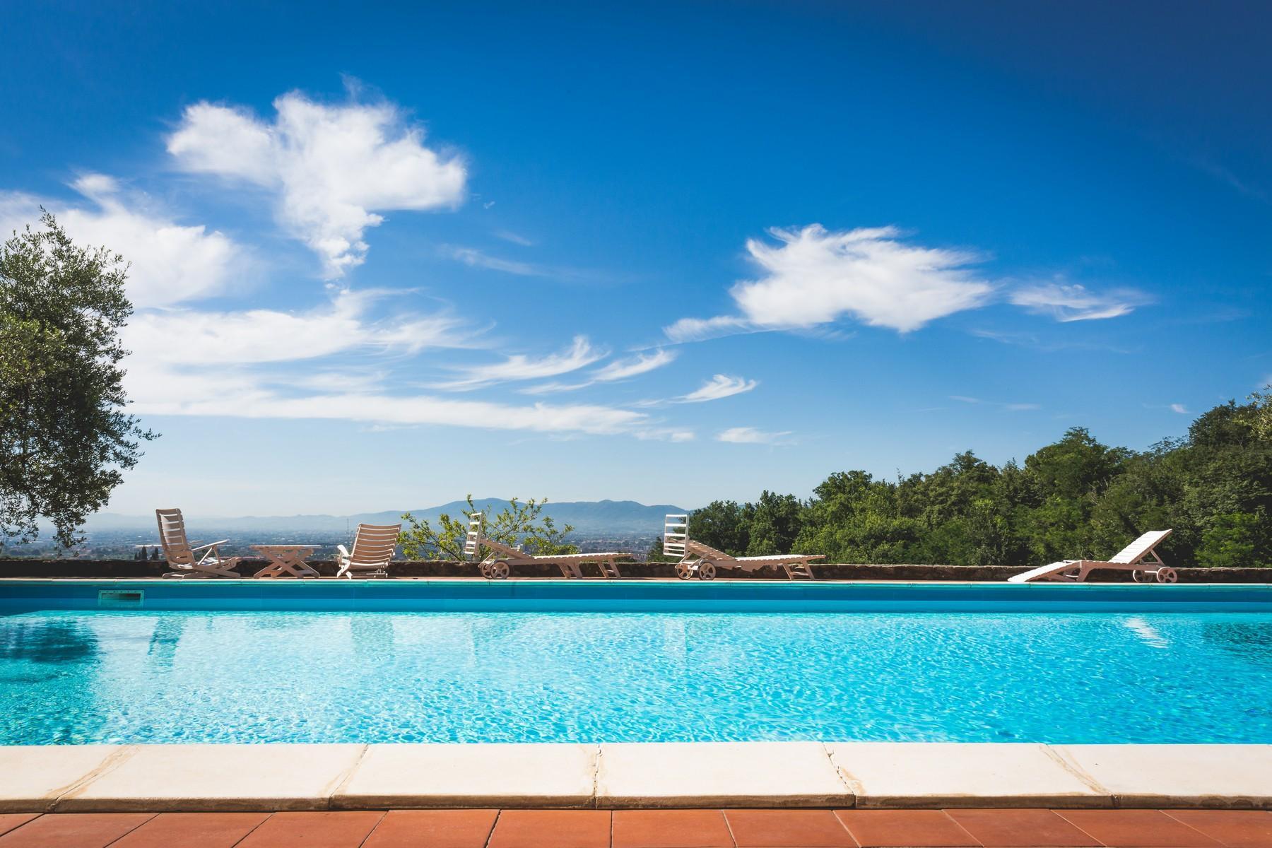 Wunderschönes Bauernhaus auf den toskanischen Hügeln - 18