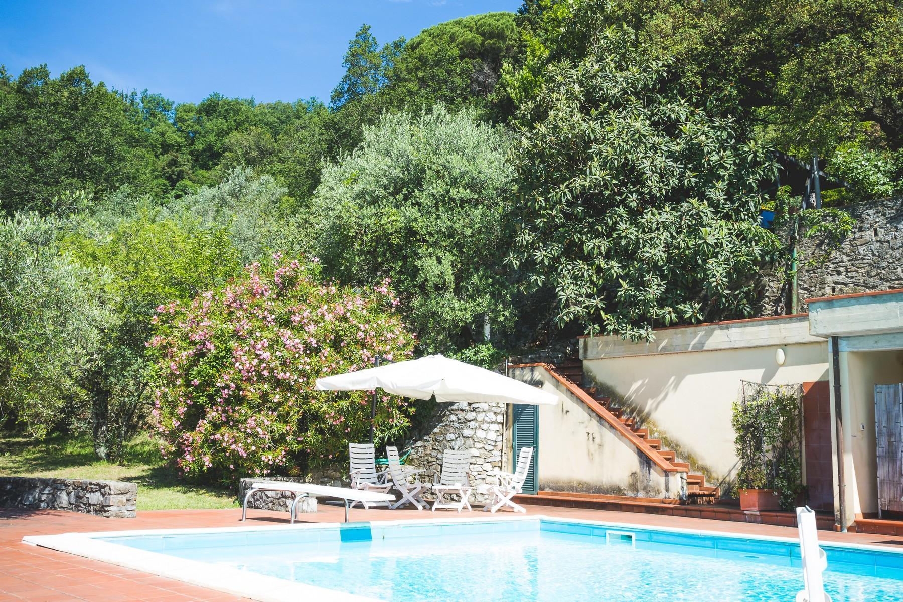 Wonderful farmhouse on the Tuscan hills - 19