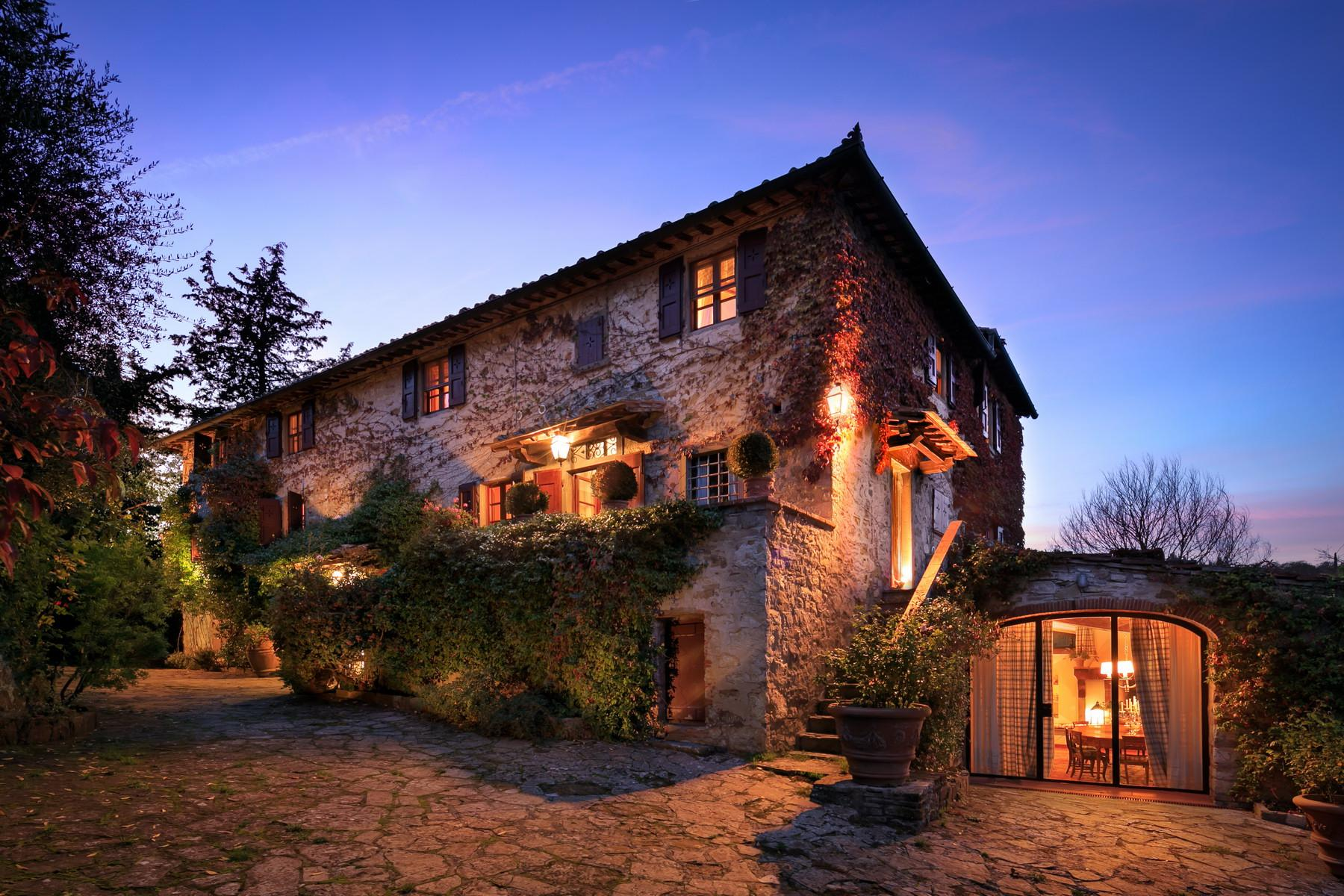 Wonderful farmhouse in the Chianti hills - 1