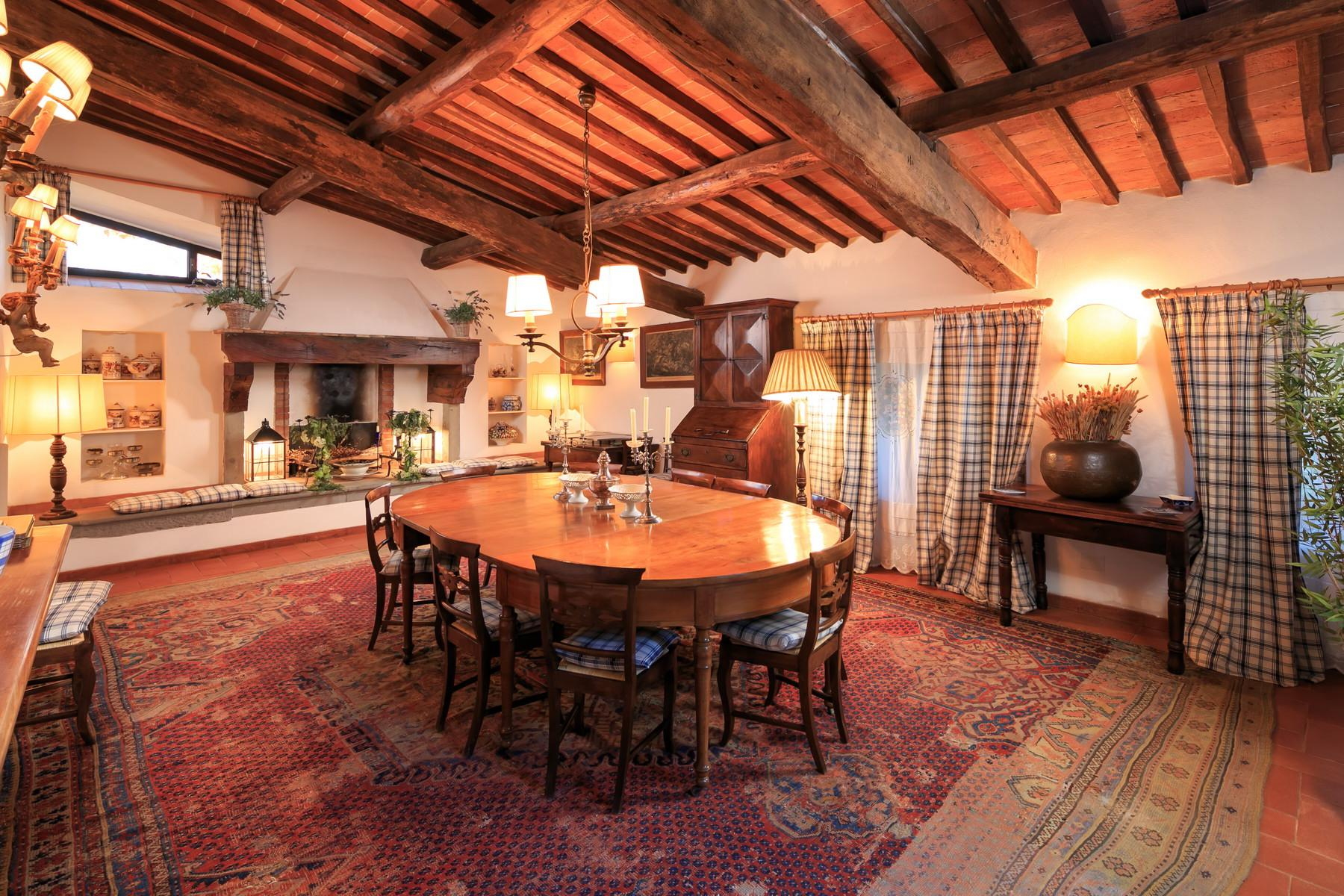 Wonderful farmhouse in the Chianti hills - 8