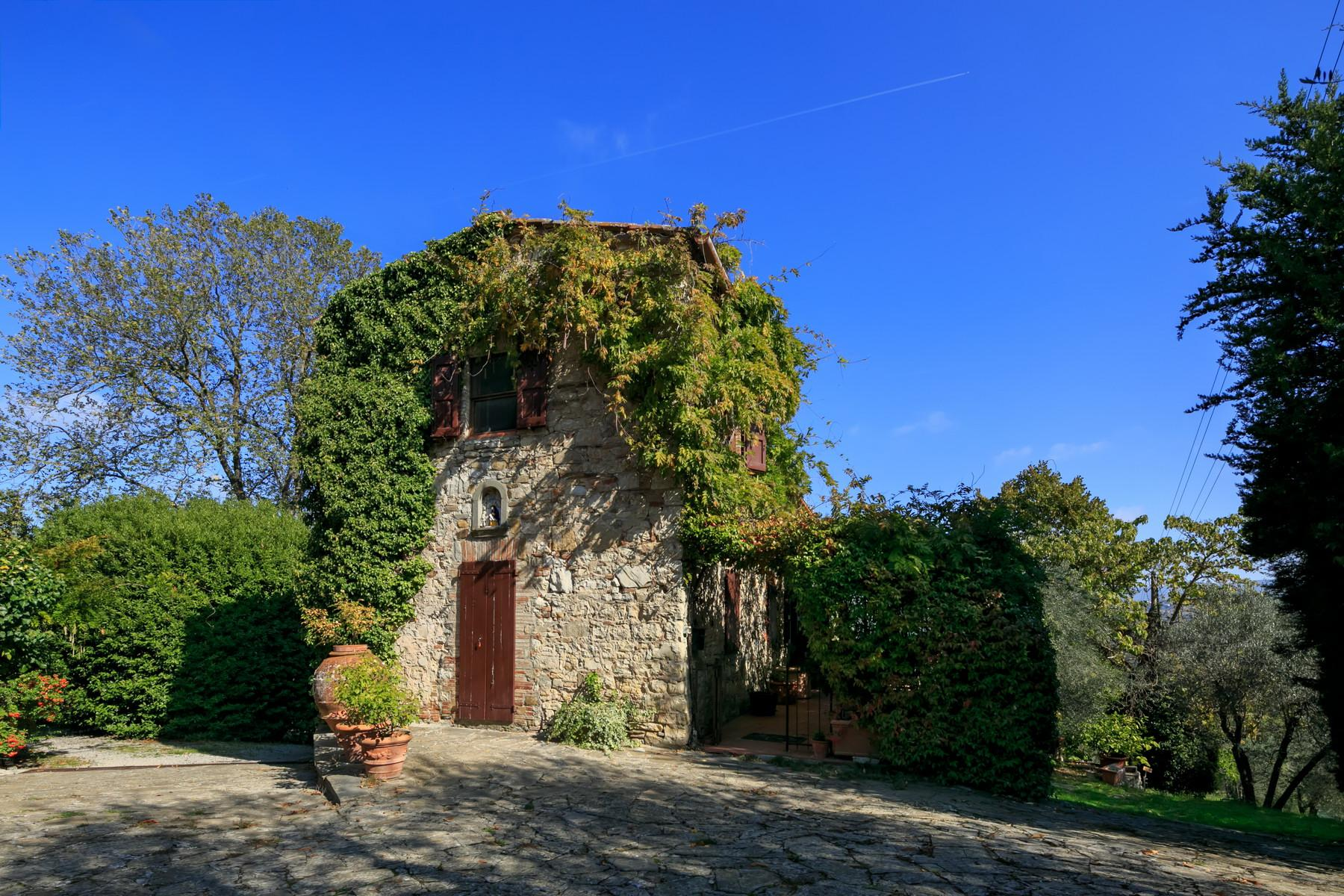Wonderful farmhouse in the Chianti hills - 11